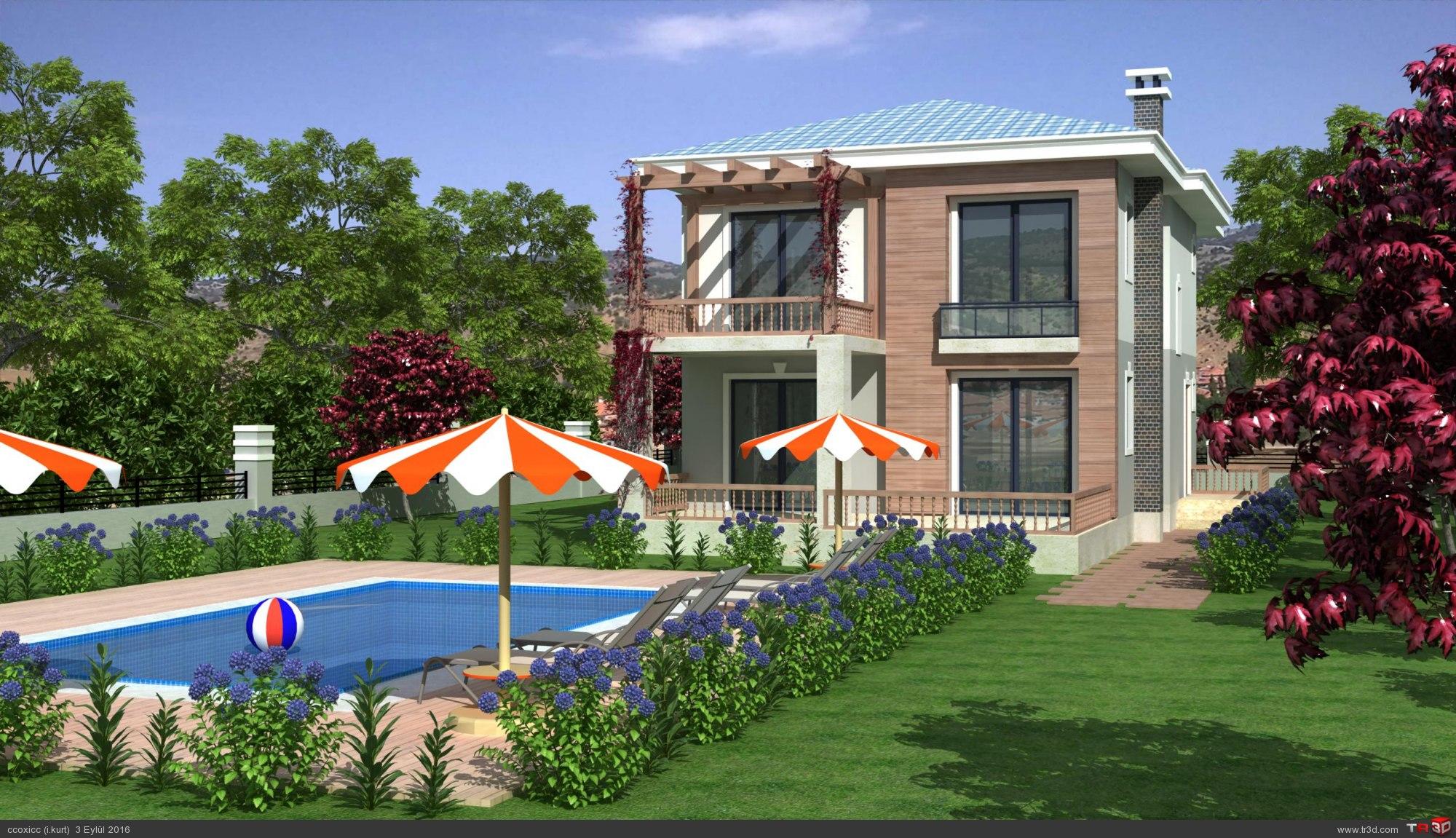 Villa Çalışması 1