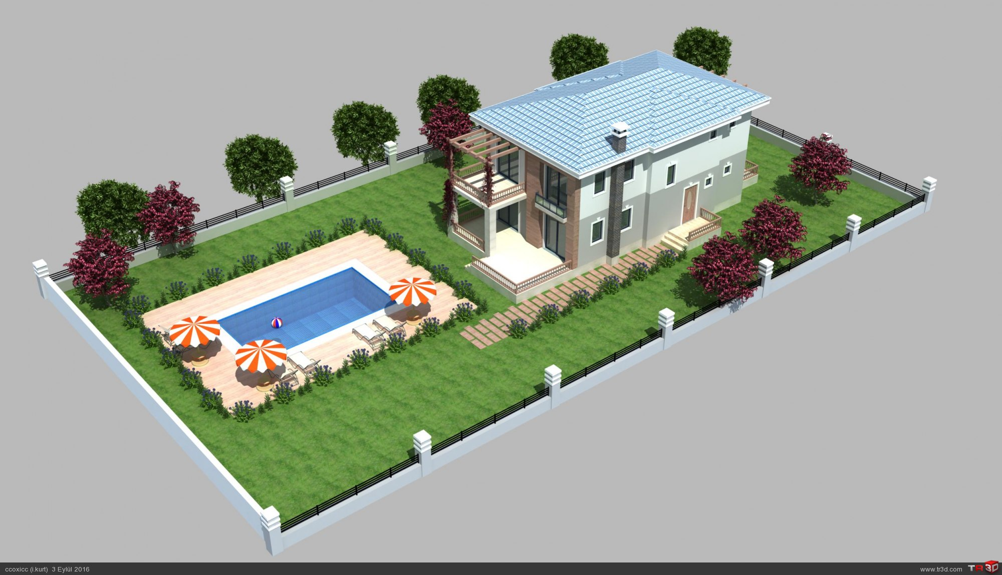 Villa Çalışması 5