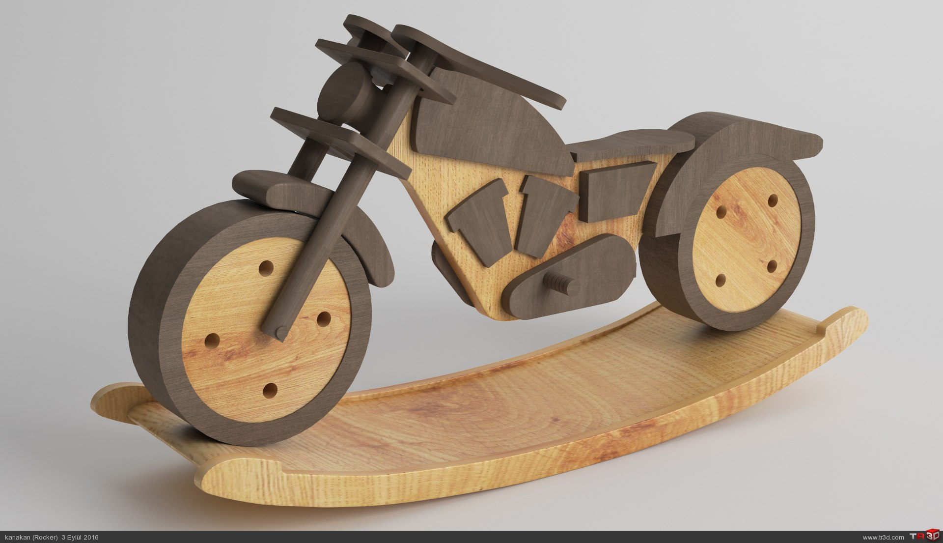 Oyuncak Motorsiklet