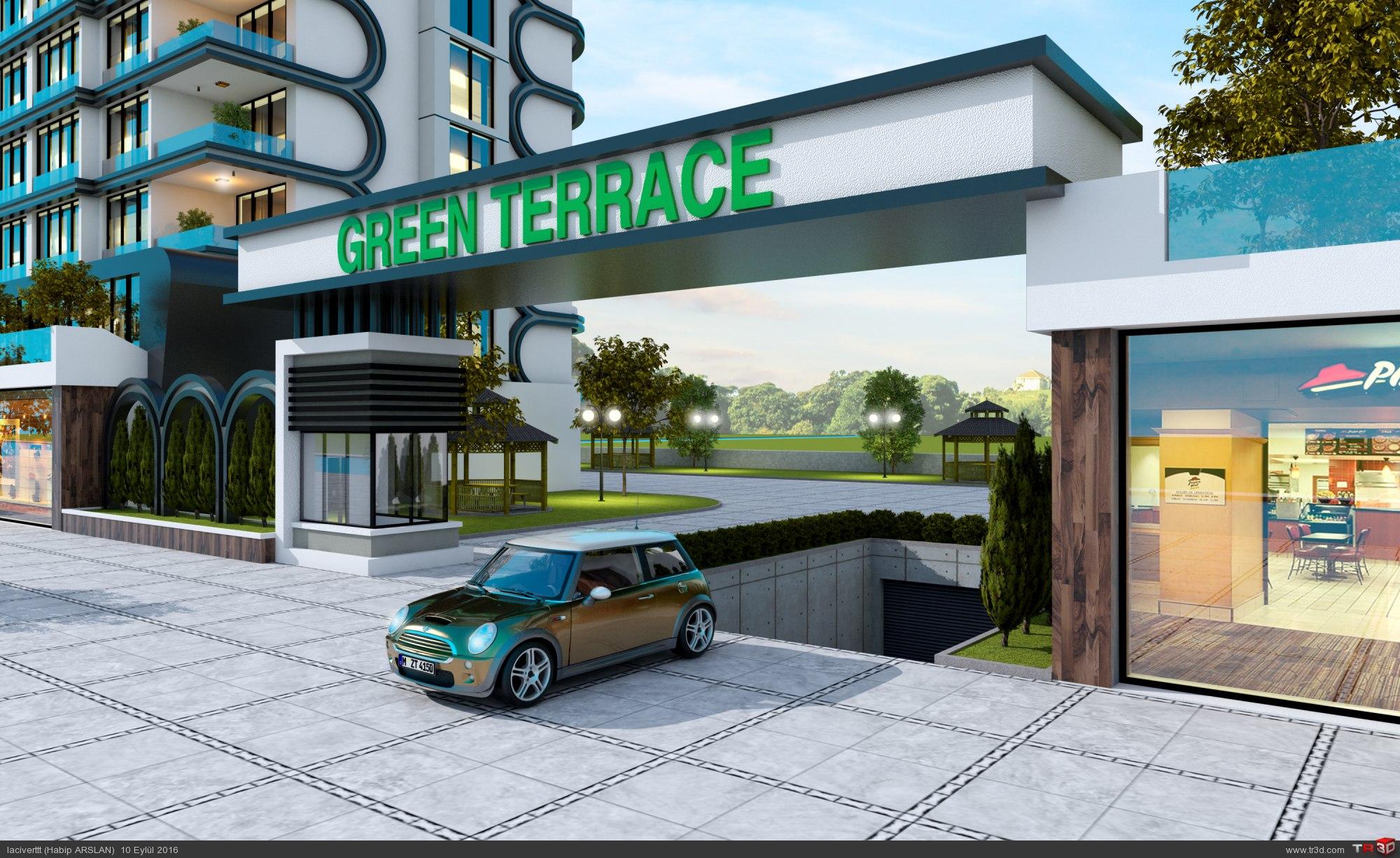 green terrace 3