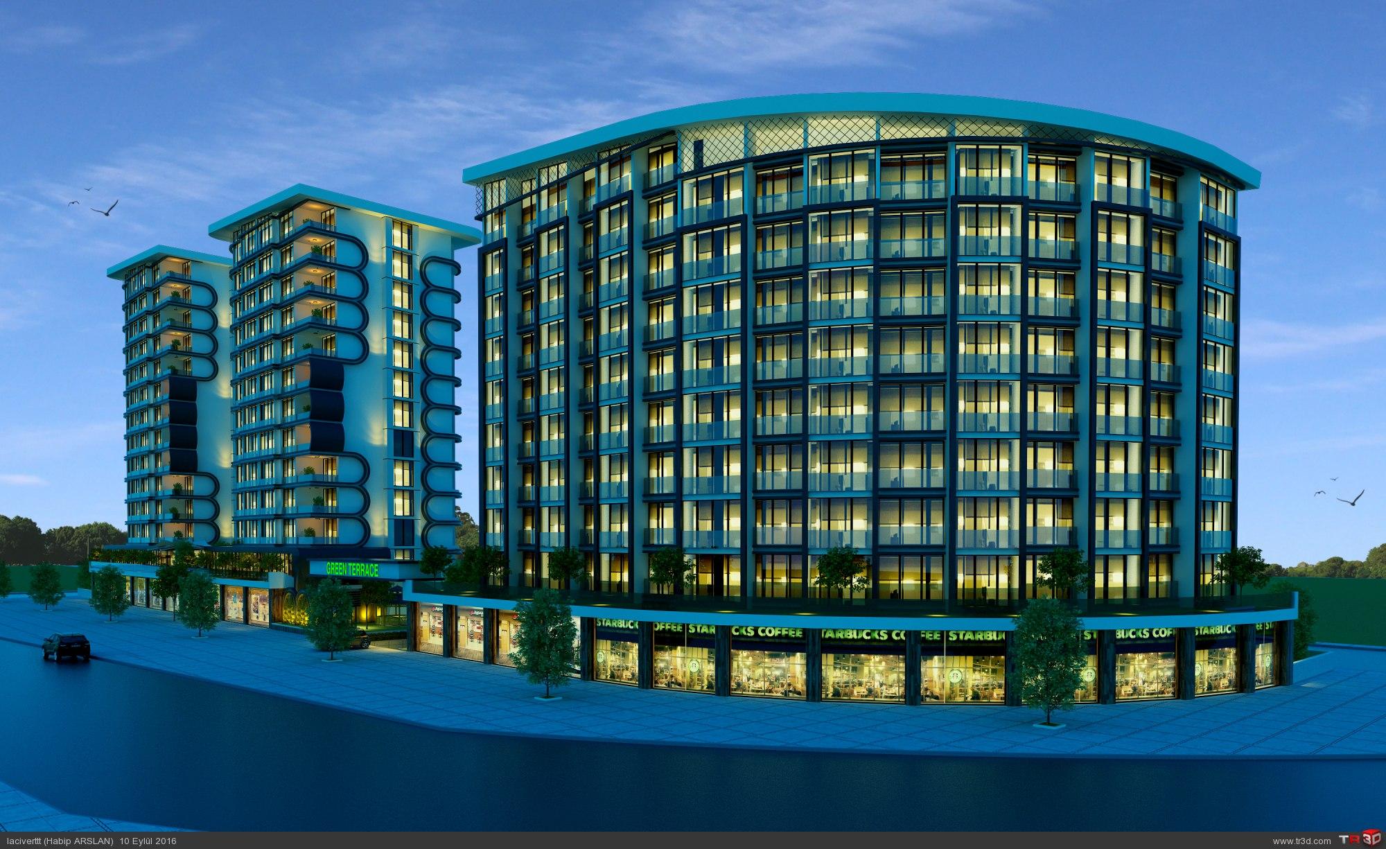 green terrace 5