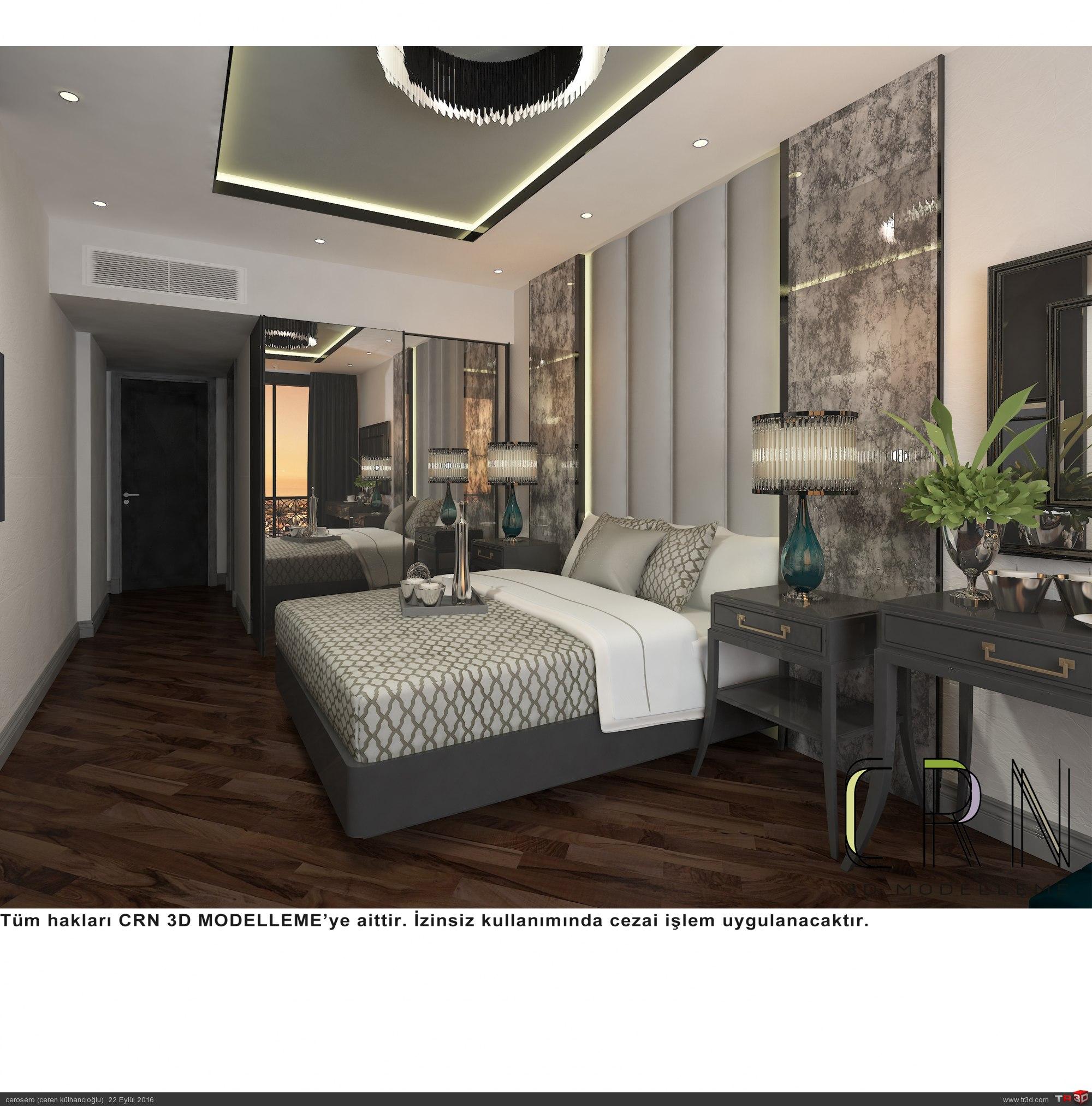 Hotel odası 1