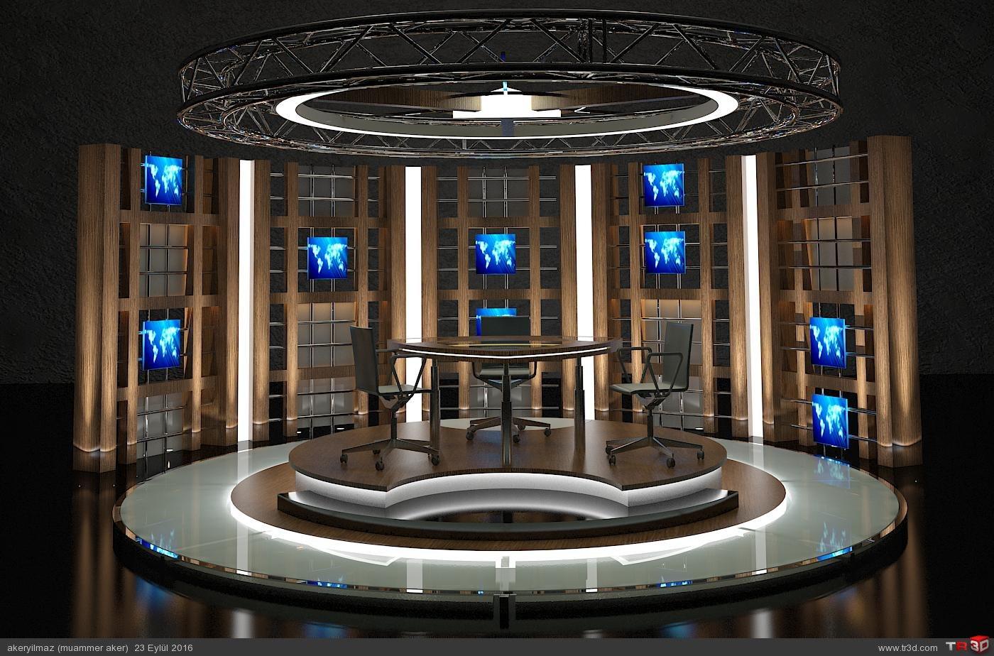 Tv Set 17 1