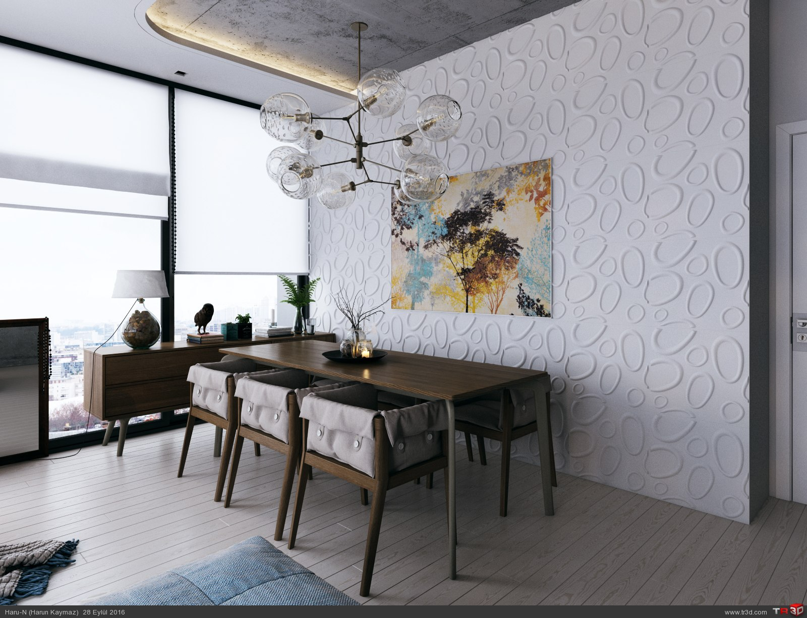 Modern Livingroom 2