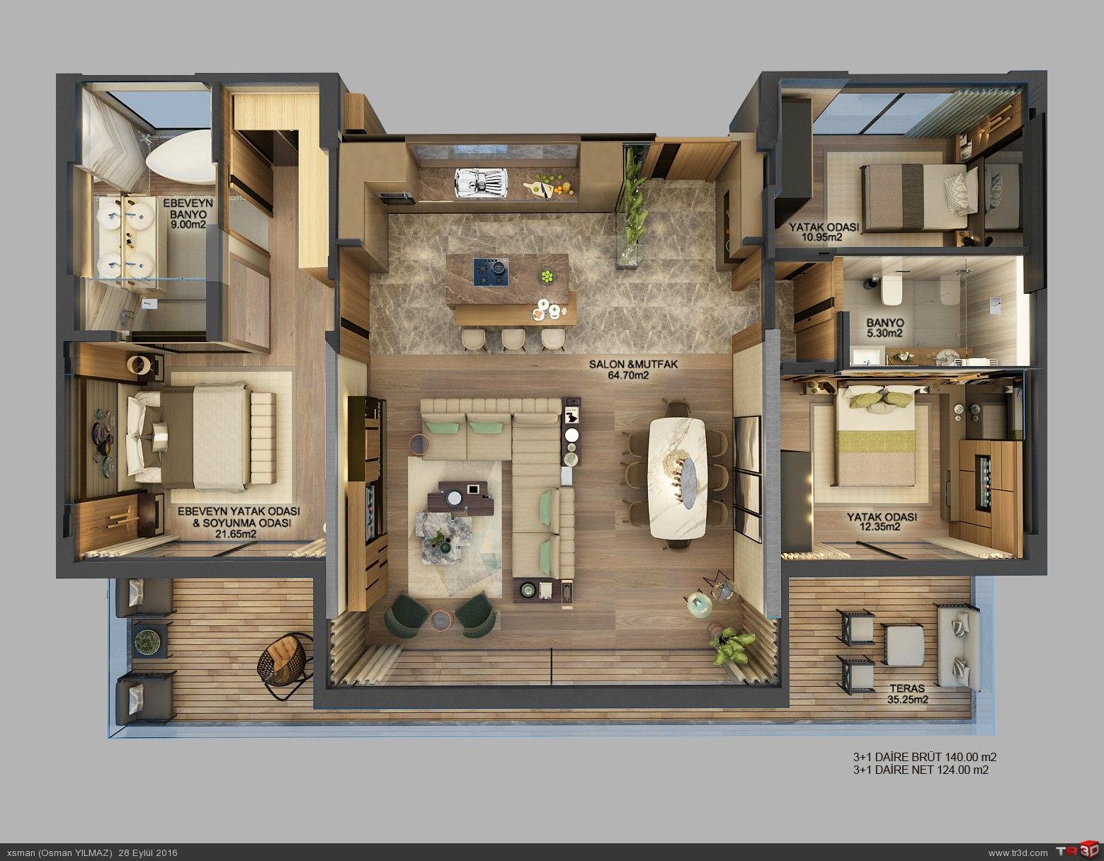 Frame Suites - Bodrum 6