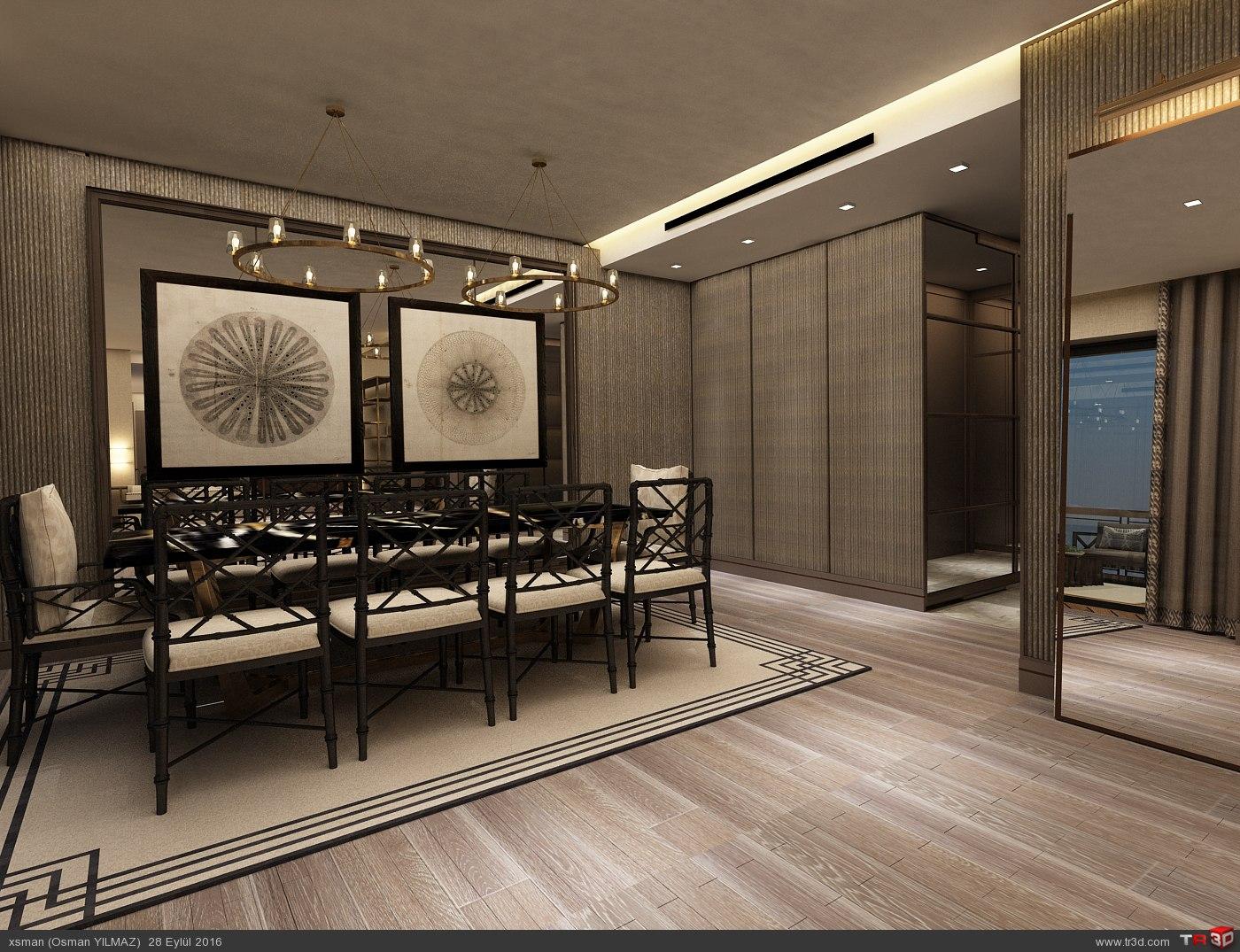 Mandarin - Bodrum House 3