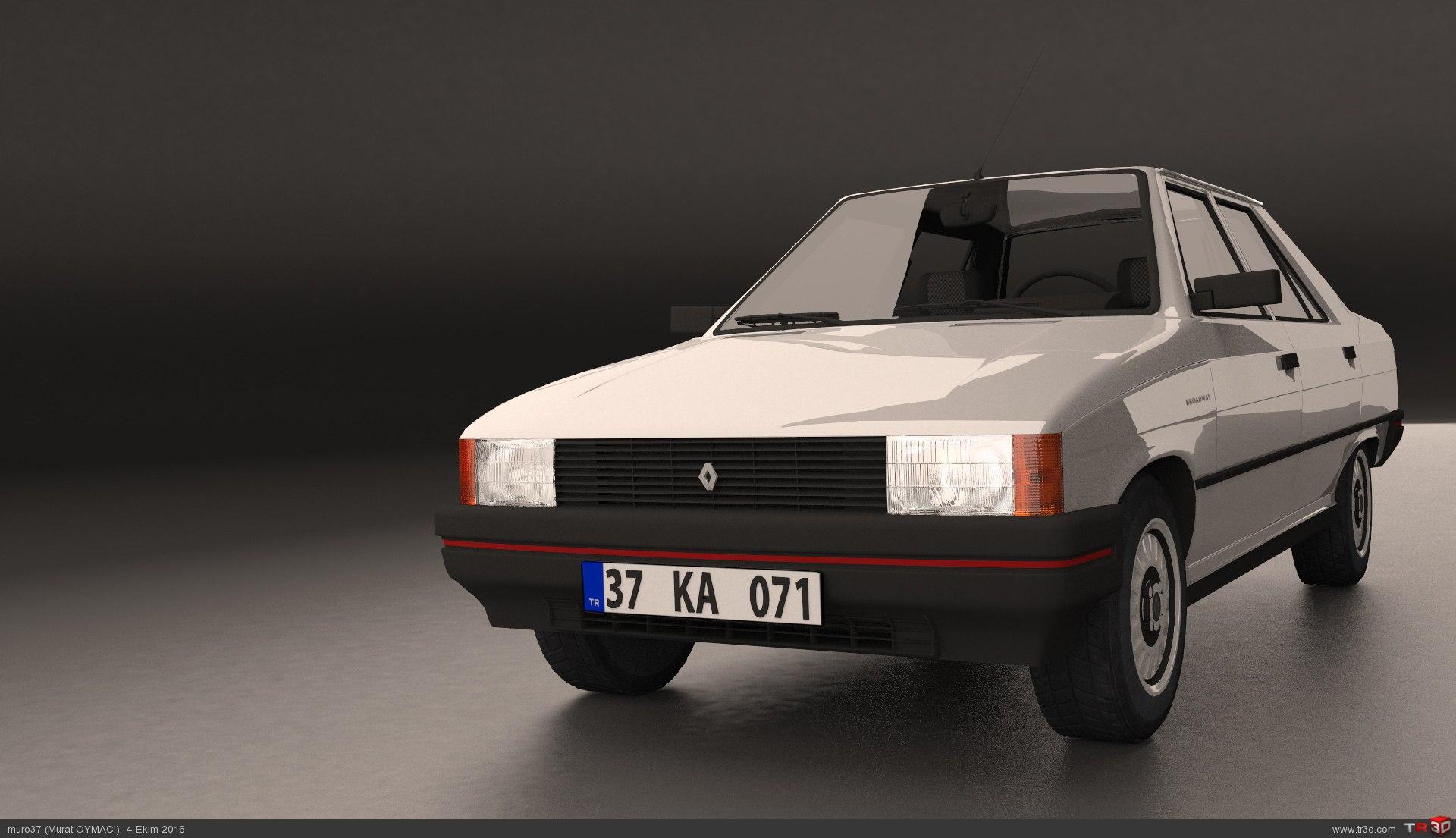 1992 Renault 9 Broadway