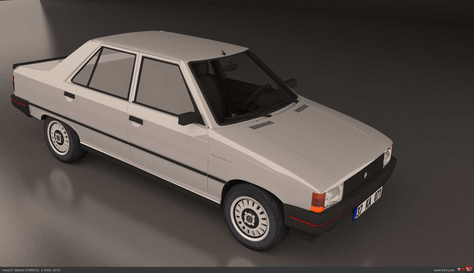 1992 Renault 9 Broadway 1
