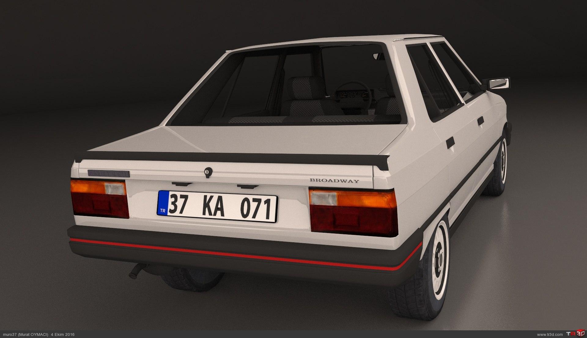 1992 Renault 9 Broadway 2