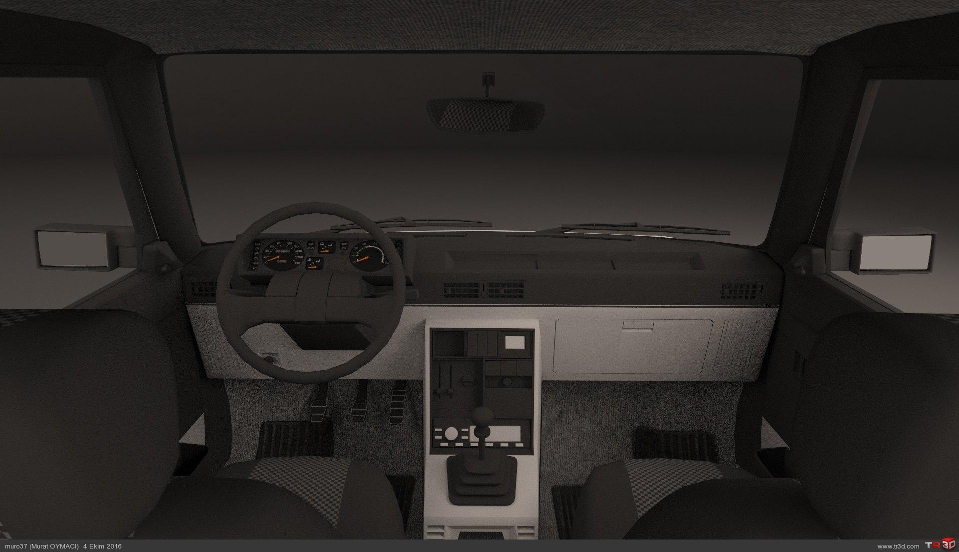 1992 Renault 9 Broadway 4