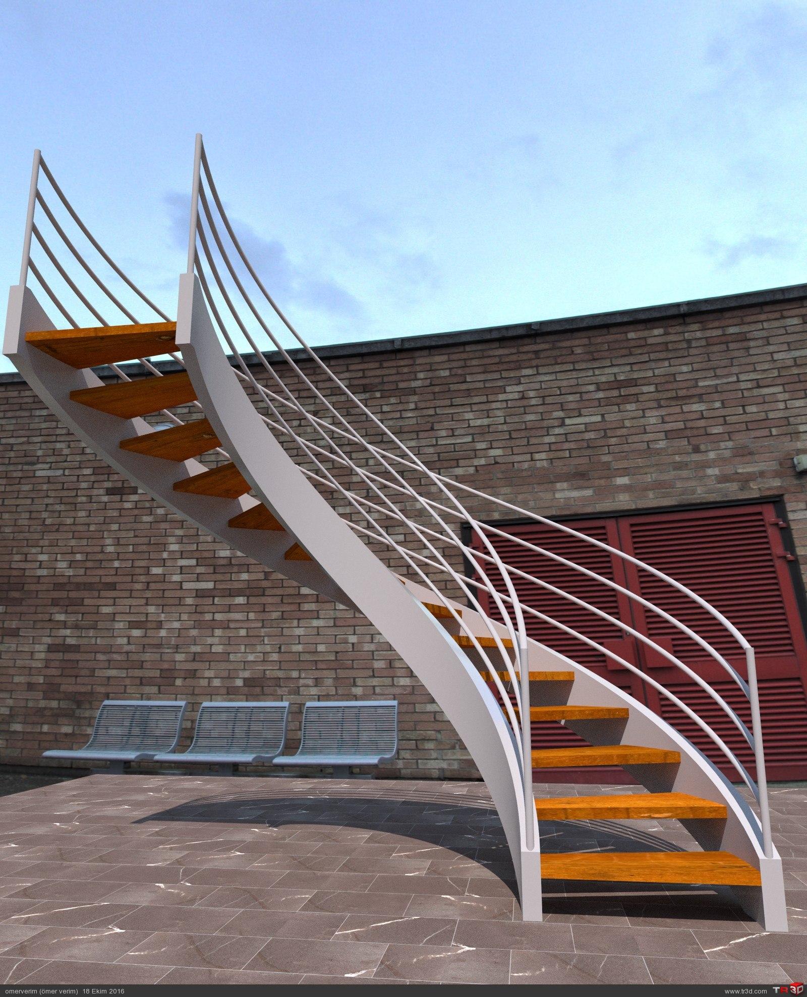 merdiven 1