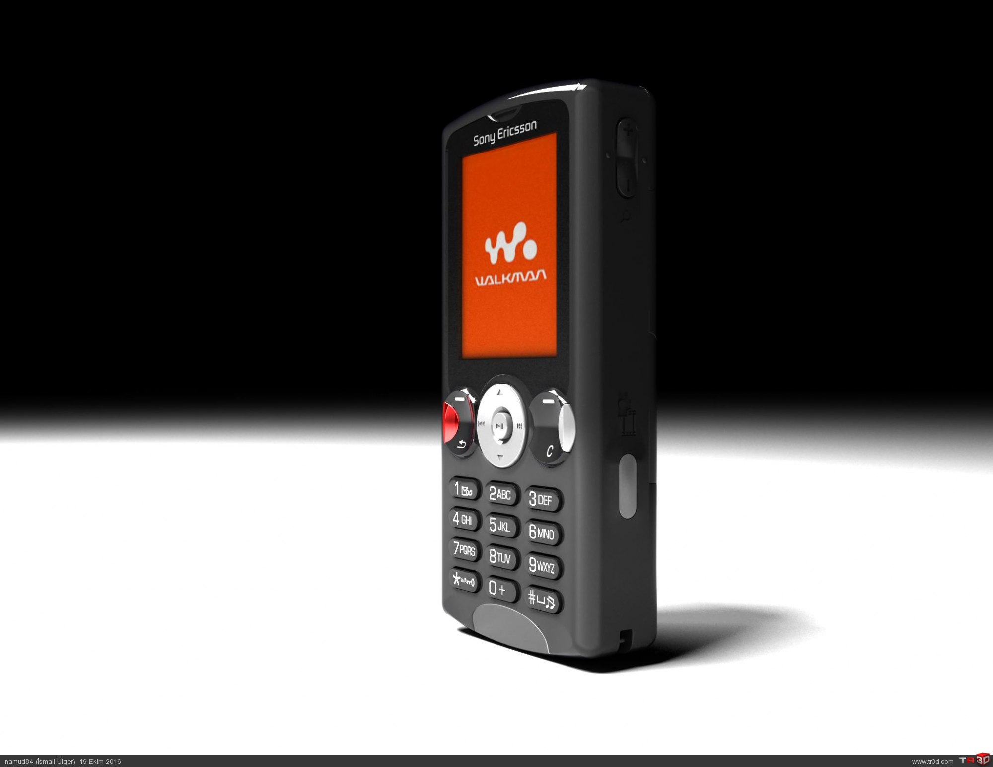 Sony ericcson W810i walkman telefon