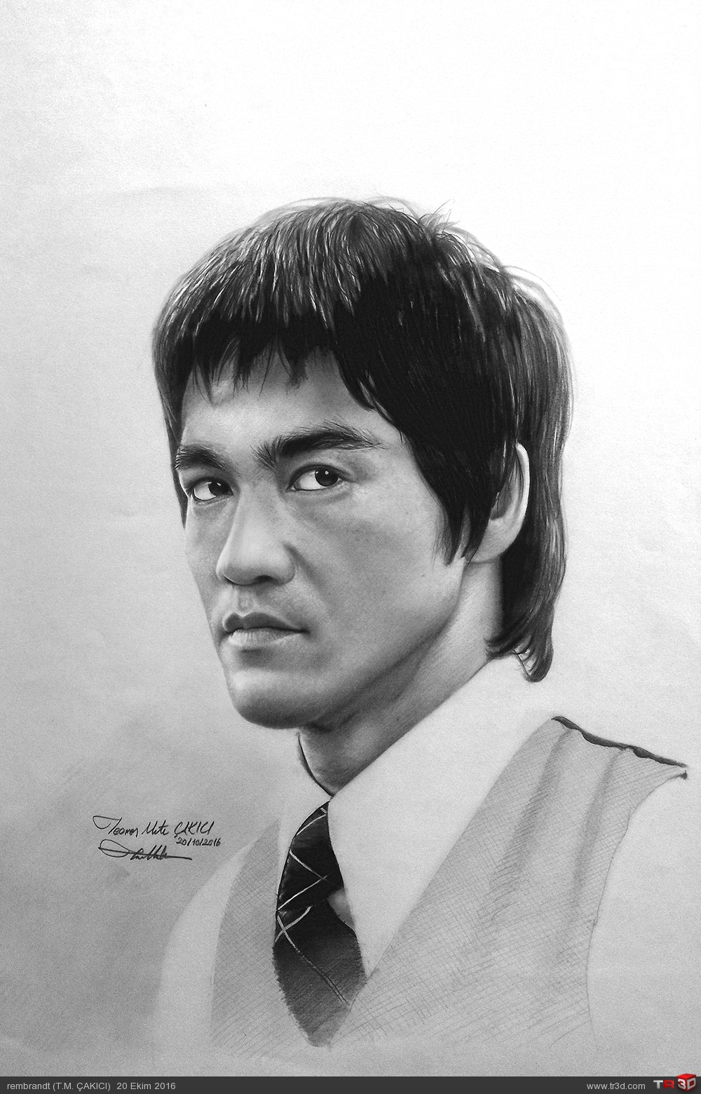 Bruce LEE / The Dragon