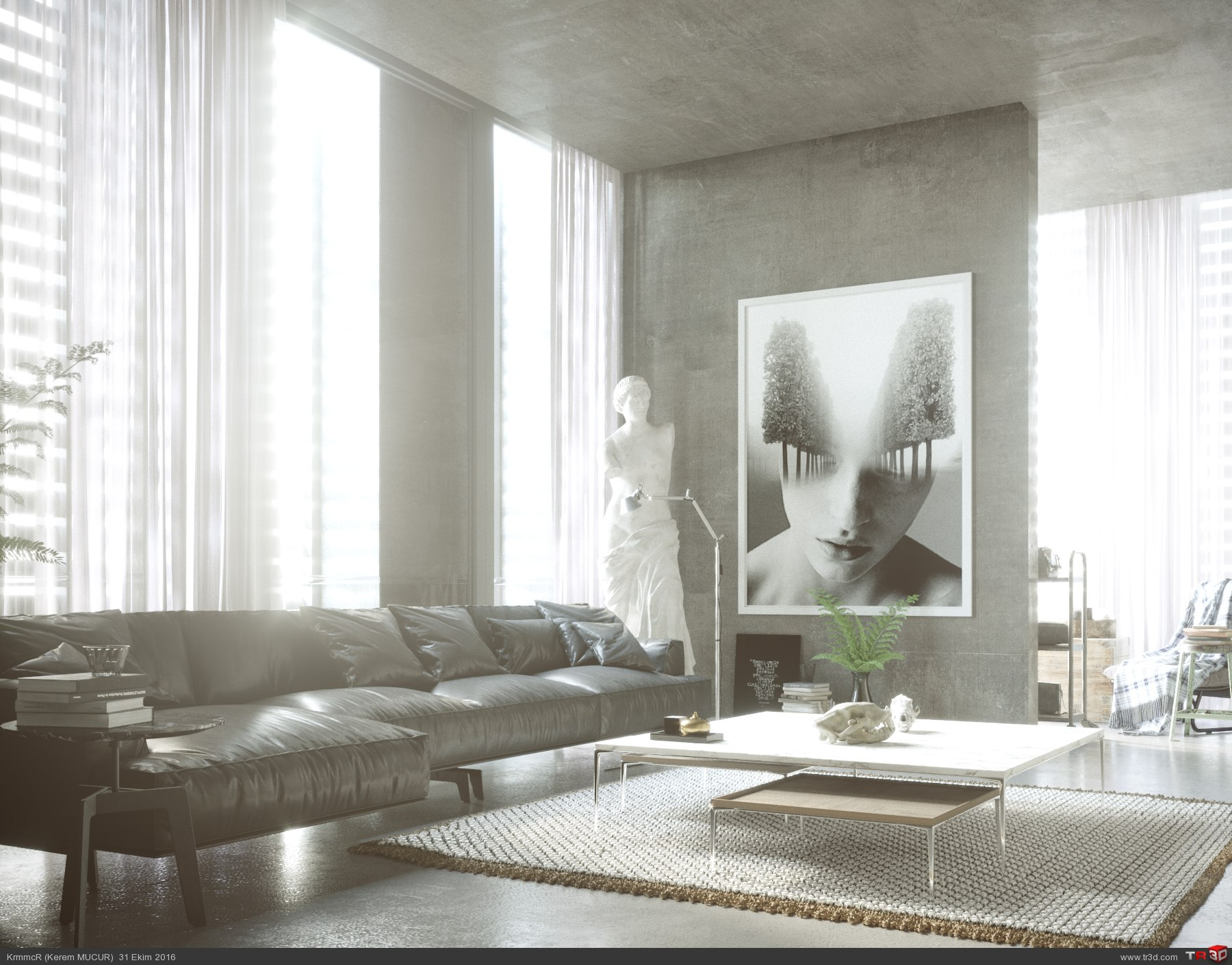 Concrete Living 1
