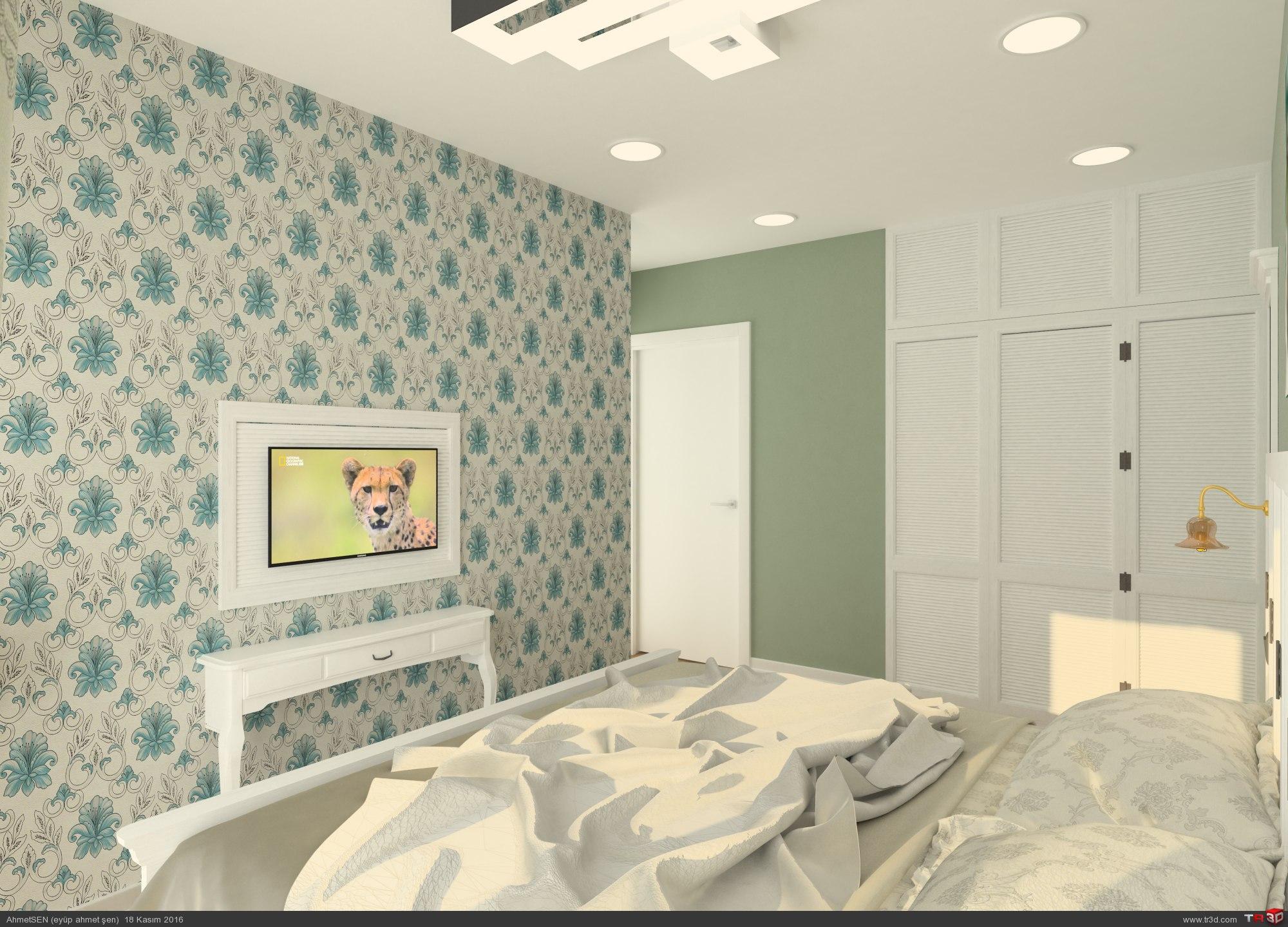 yatak odası 6