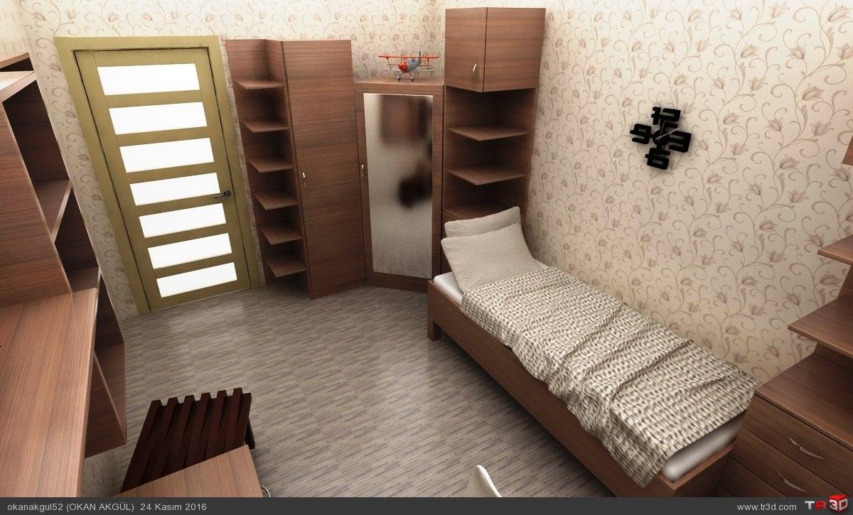 Genç Odası 01