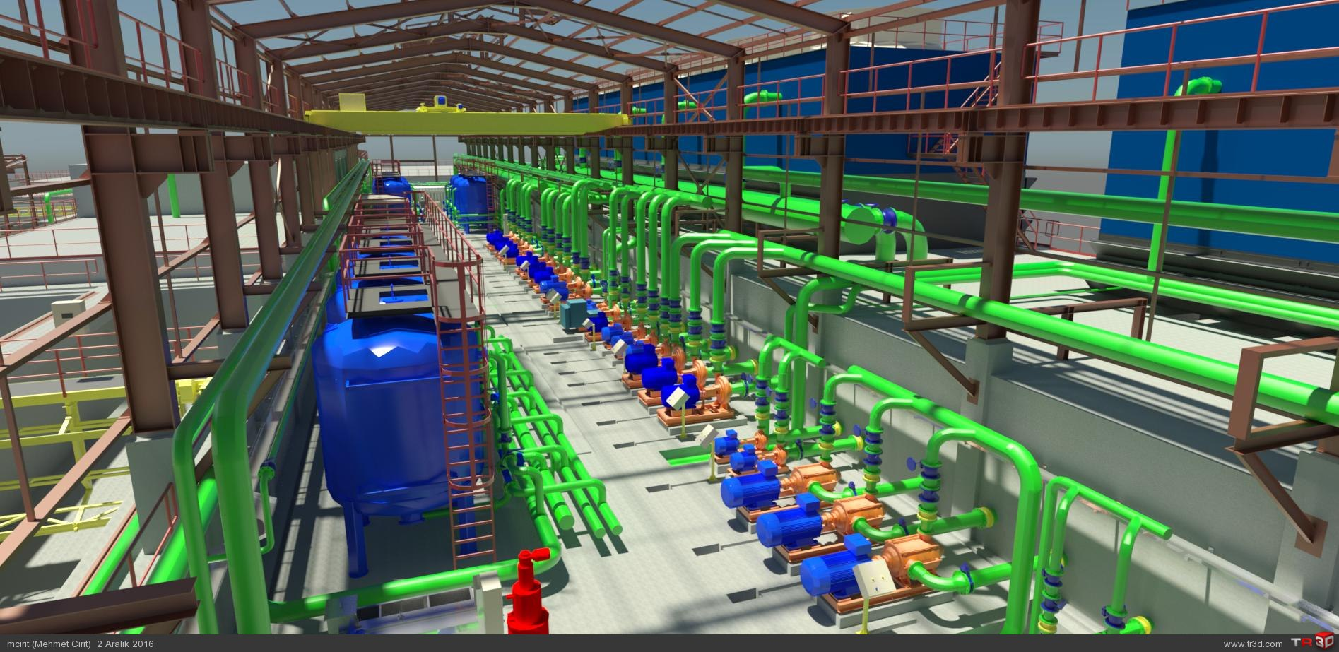 Fulad Nab Tabriz & ARC WT Co.  Water Treatment Plant