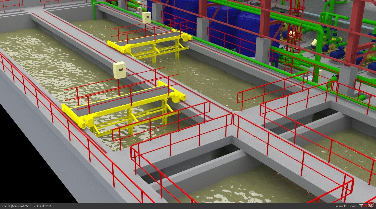 Fulad Nab Tabriz & ARC WT Co.  Water Treatment Plant 4