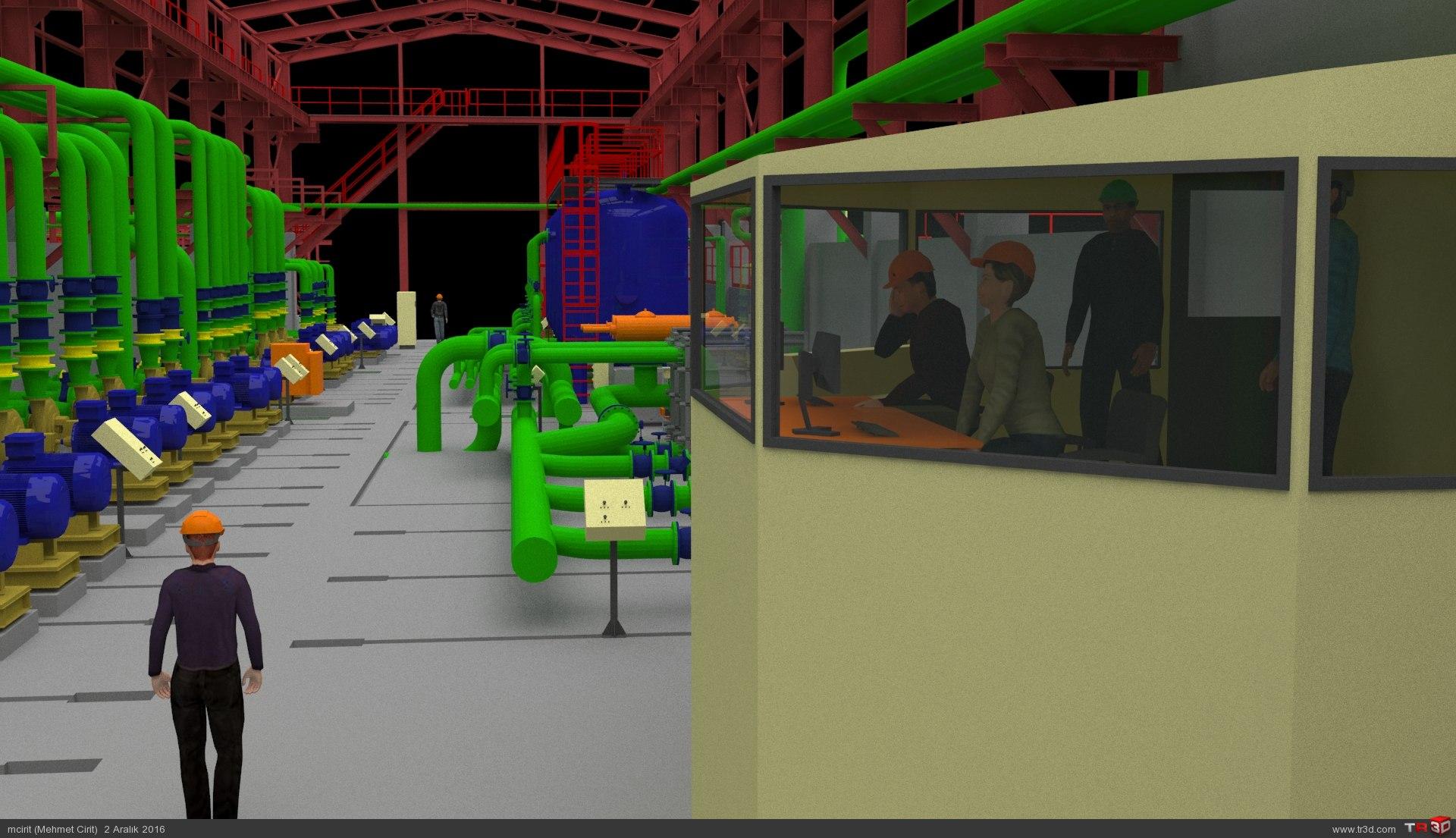 Fulad Nab Tabriz & ARC WT Co.  Water Treatment Plant 5