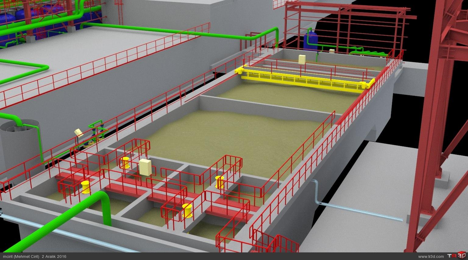 Fulad Nab Tabriz & ARC WT Co.  Water Treatment Plant 6
