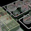 ARC WT Co. Tunçbilek Kömür Suyu Biyolojik, Kimyasal Arıtma Tesisi