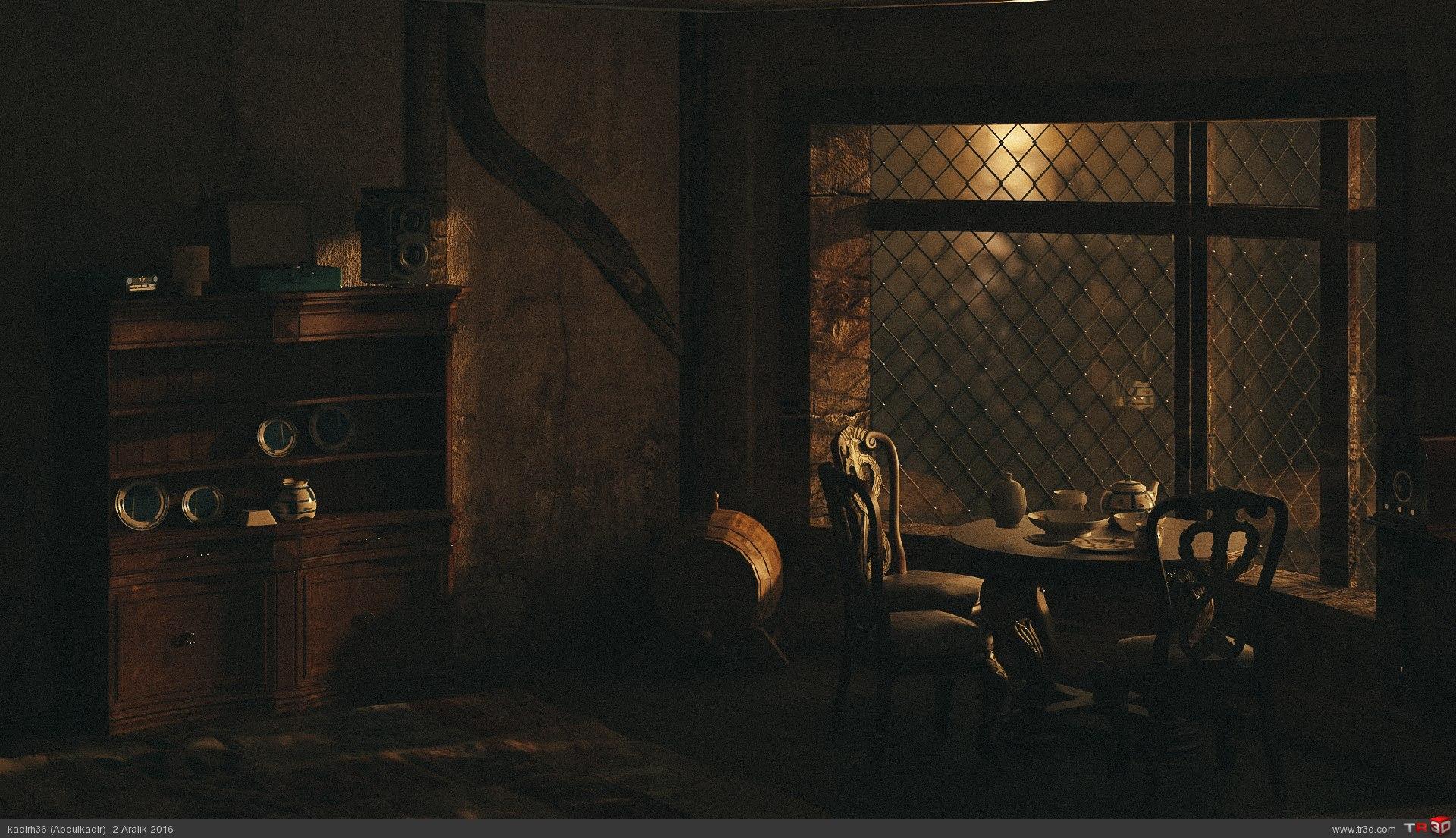 Eski oda