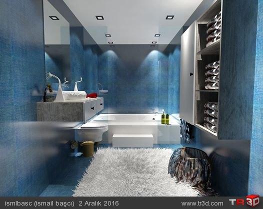 banyo tasarım  1