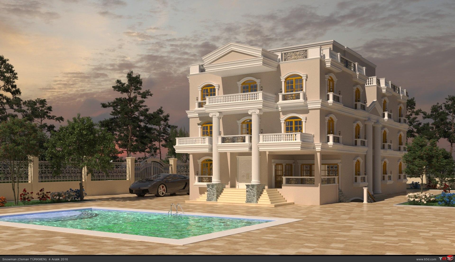 Klasik Villa
