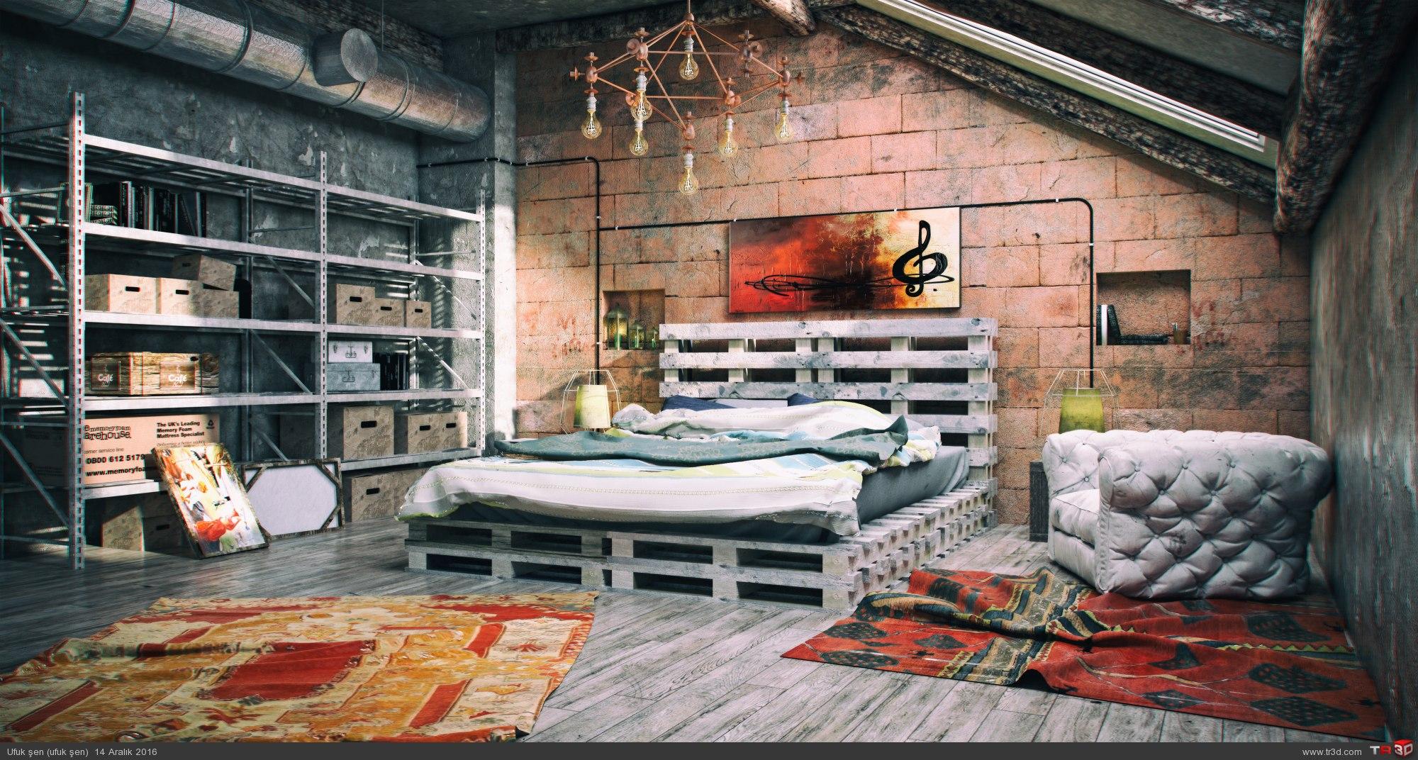 Loft - Vintage Warhouse
