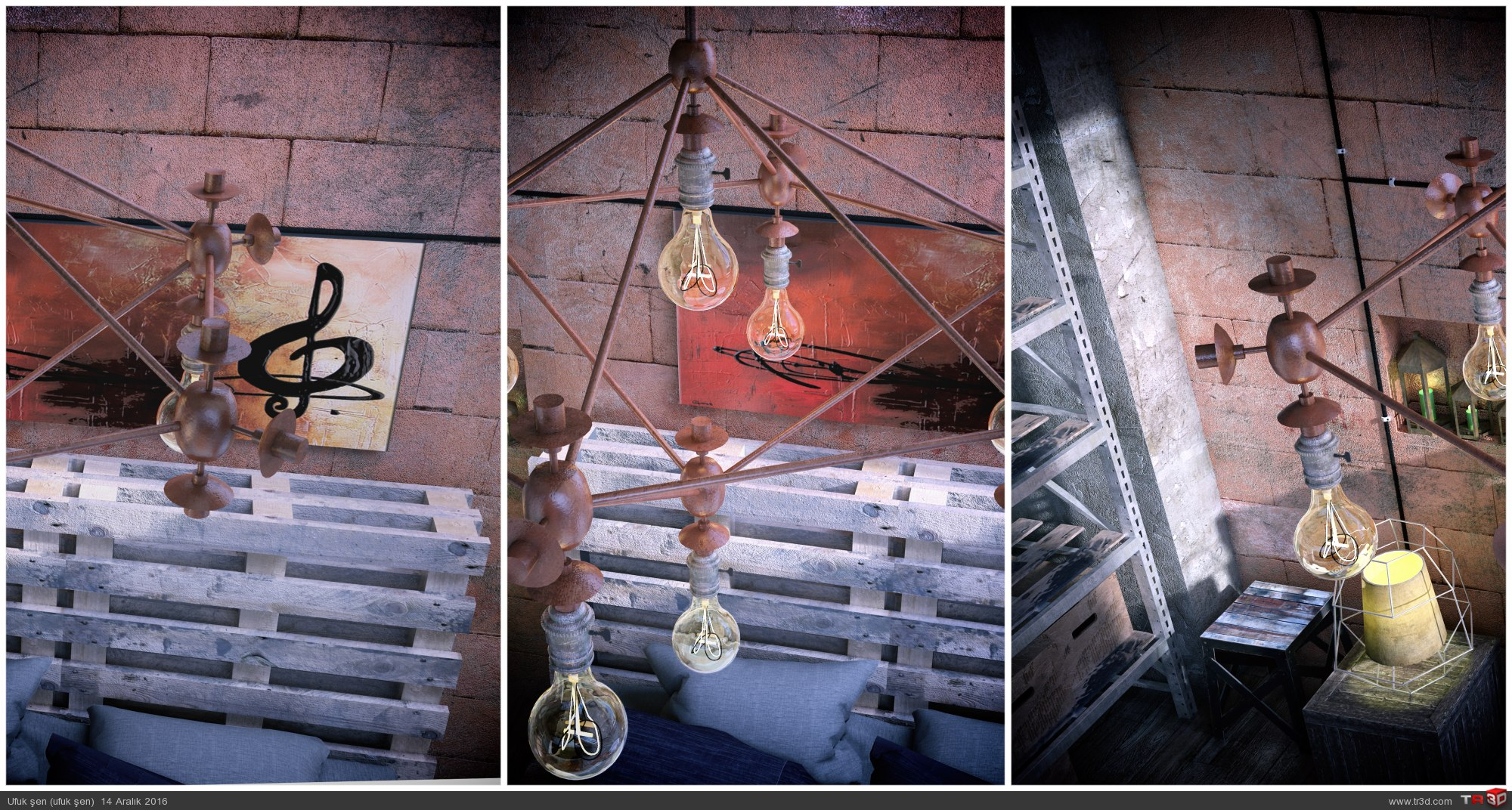 Loft - Vintage Warhouse 2