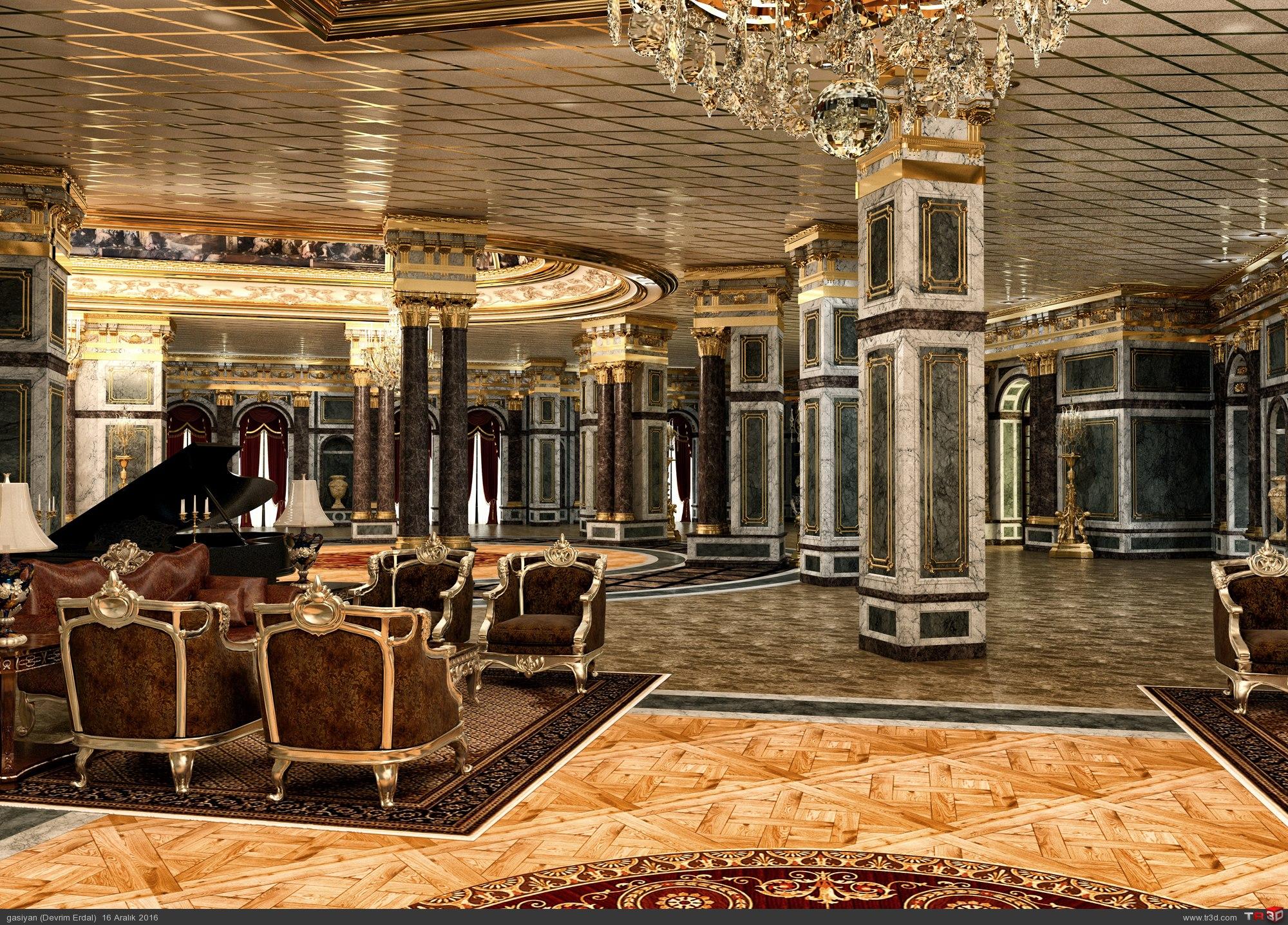İran 5 yıldız otel projesi 2