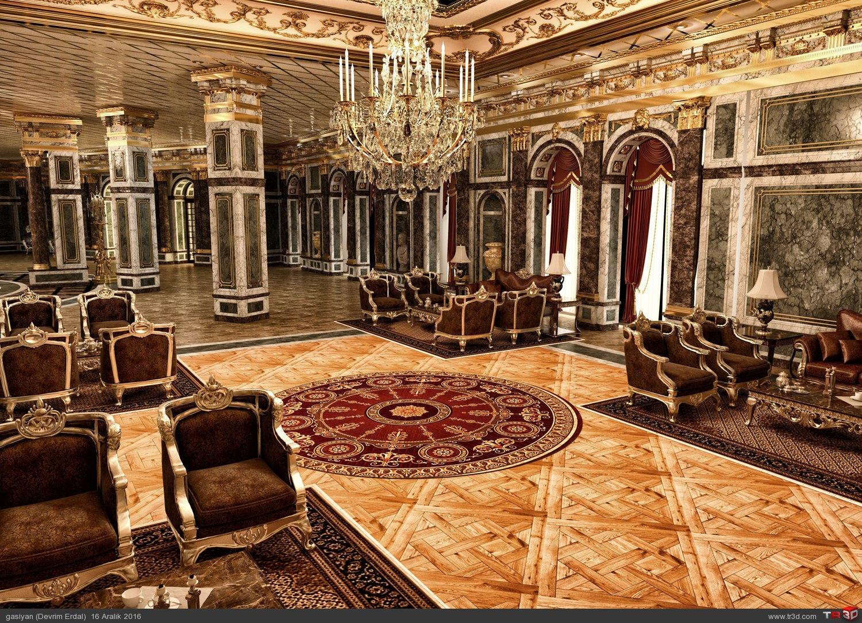 İran 5 yıldız otel projesi 3