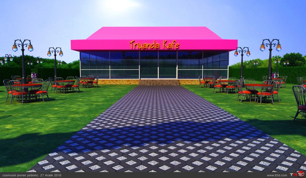Triyanda Park Garden 1