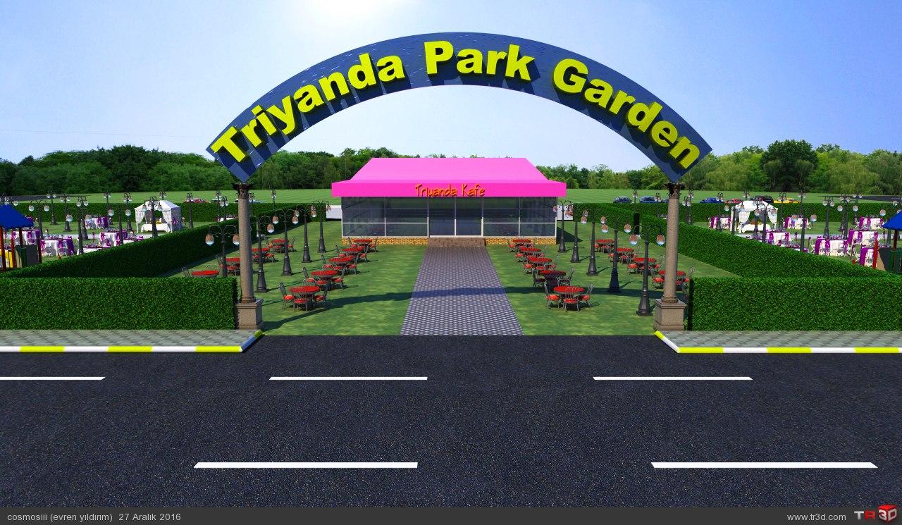 Triyanda Park Garden 3