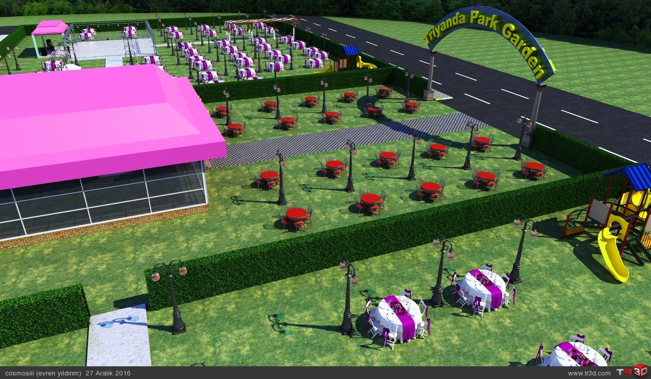 Triyanda Park Garden 4