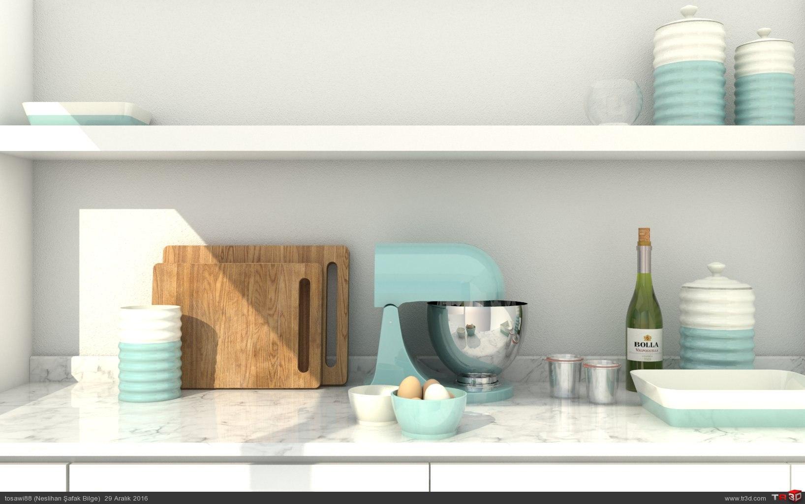 Mutfak Tezgahı 1