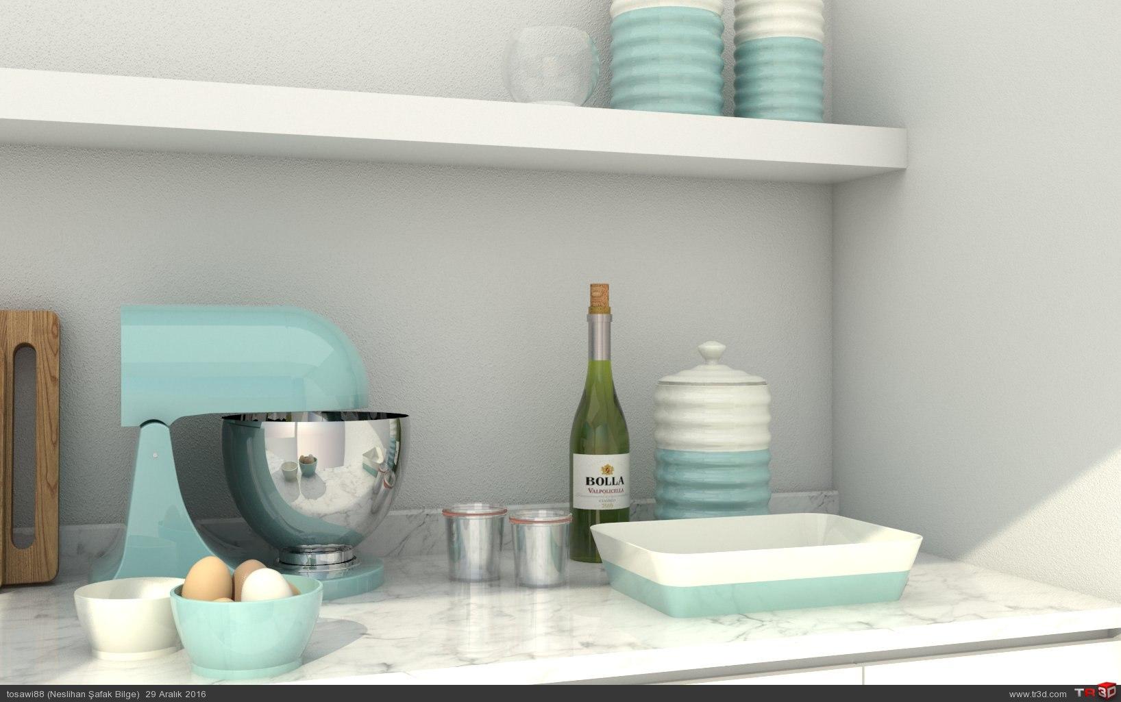 Mutfak Tezgahı 2