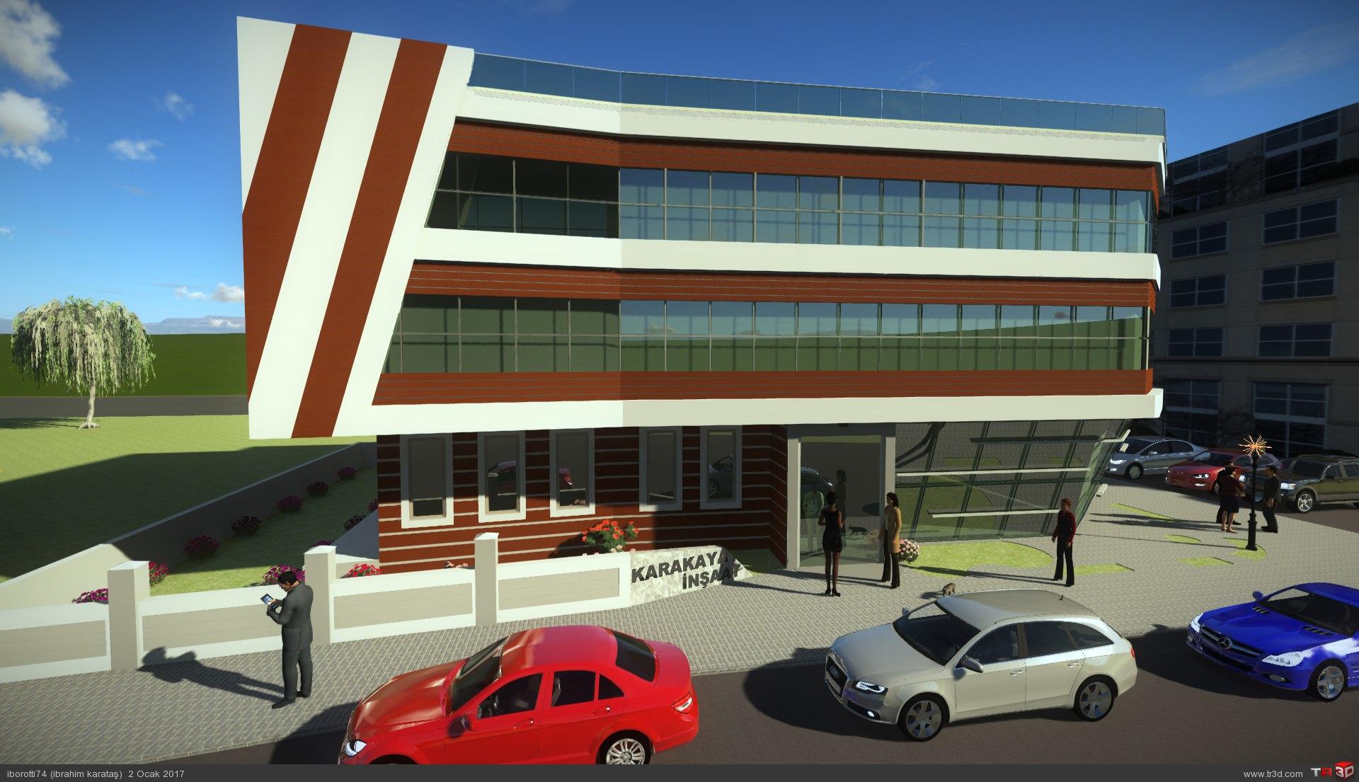 İş merkezi 2