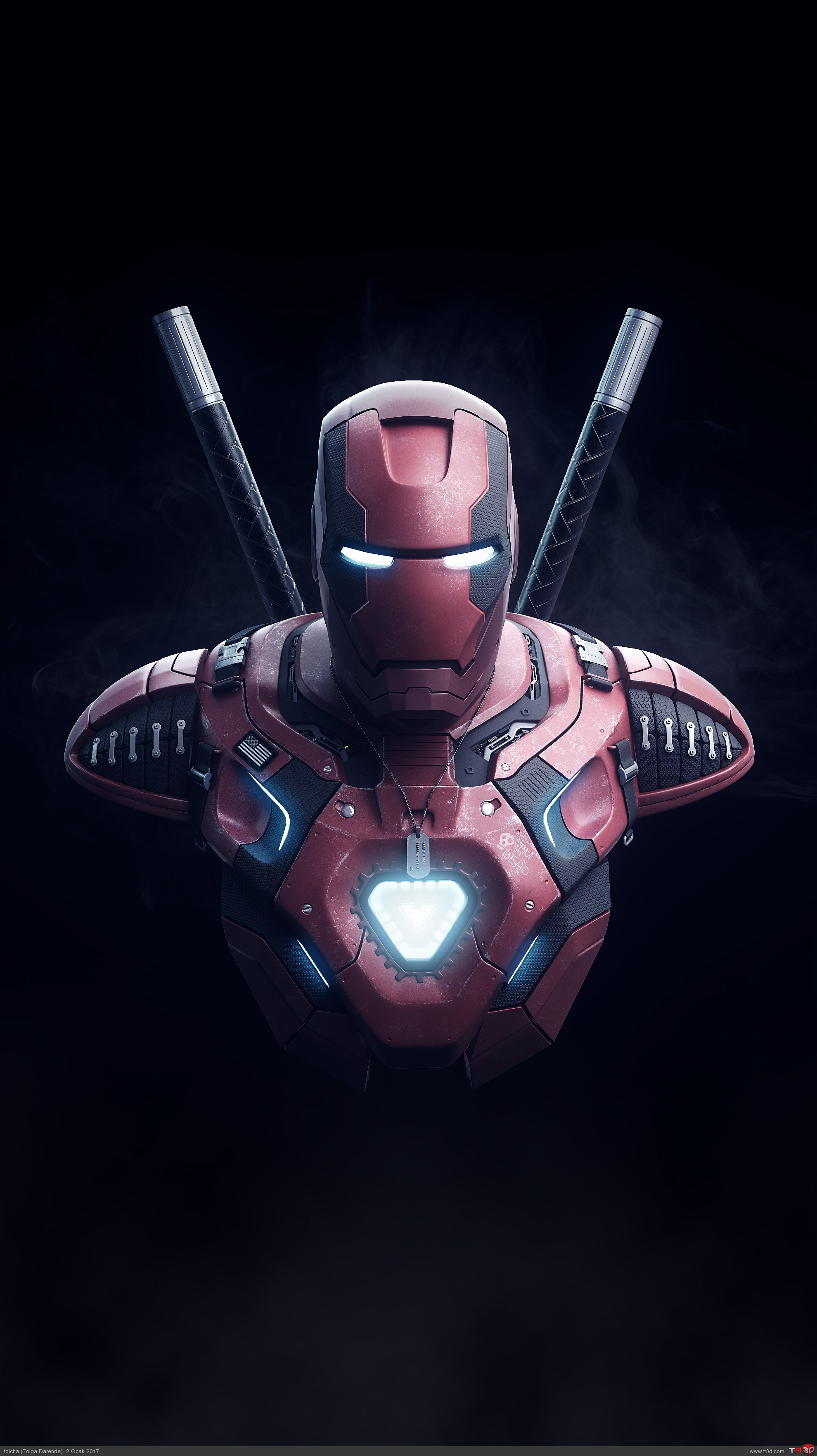 Ironman Deadforce Armor