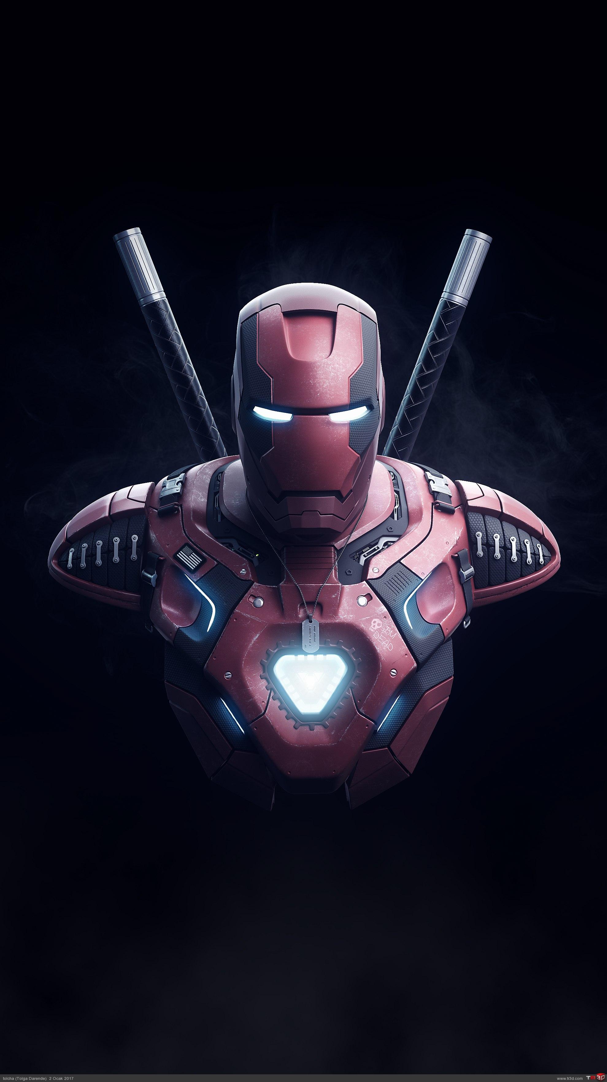 Ironman Deadforce Armor