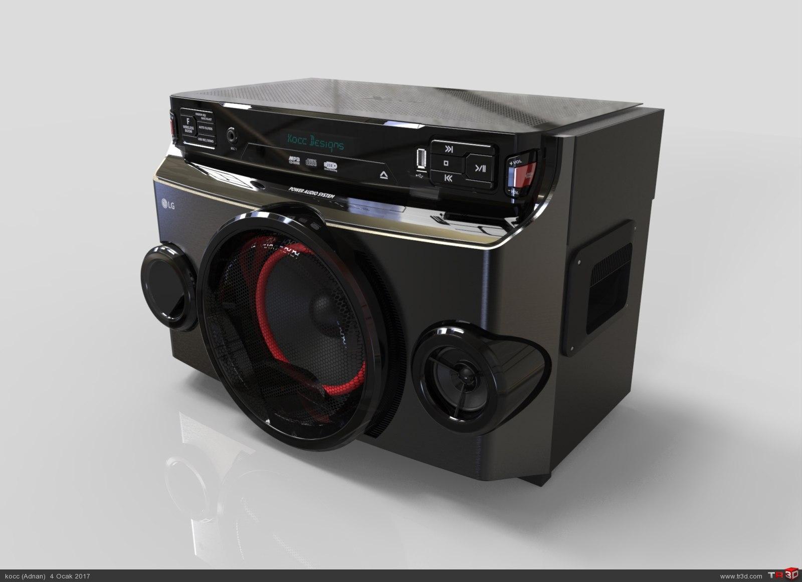 LG Audio Systems