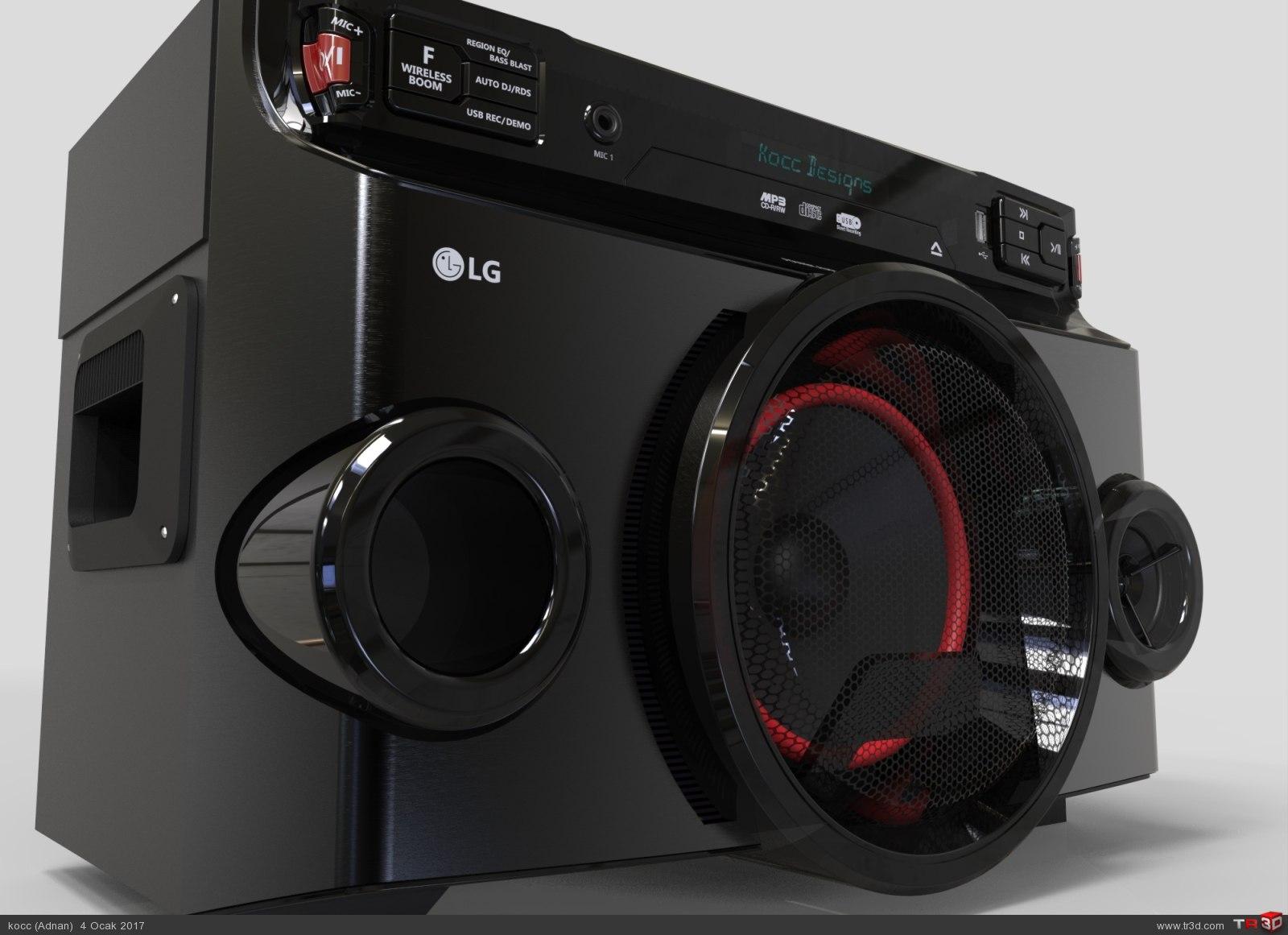 LG Audio Systems 2