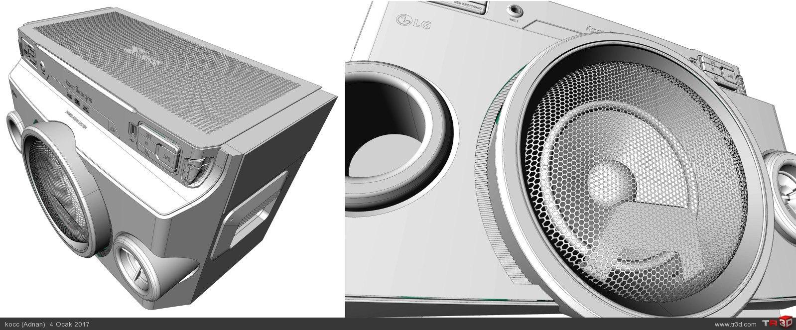 LG Audio Systems 3