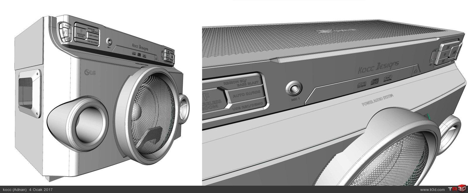LG Audio Systems 4