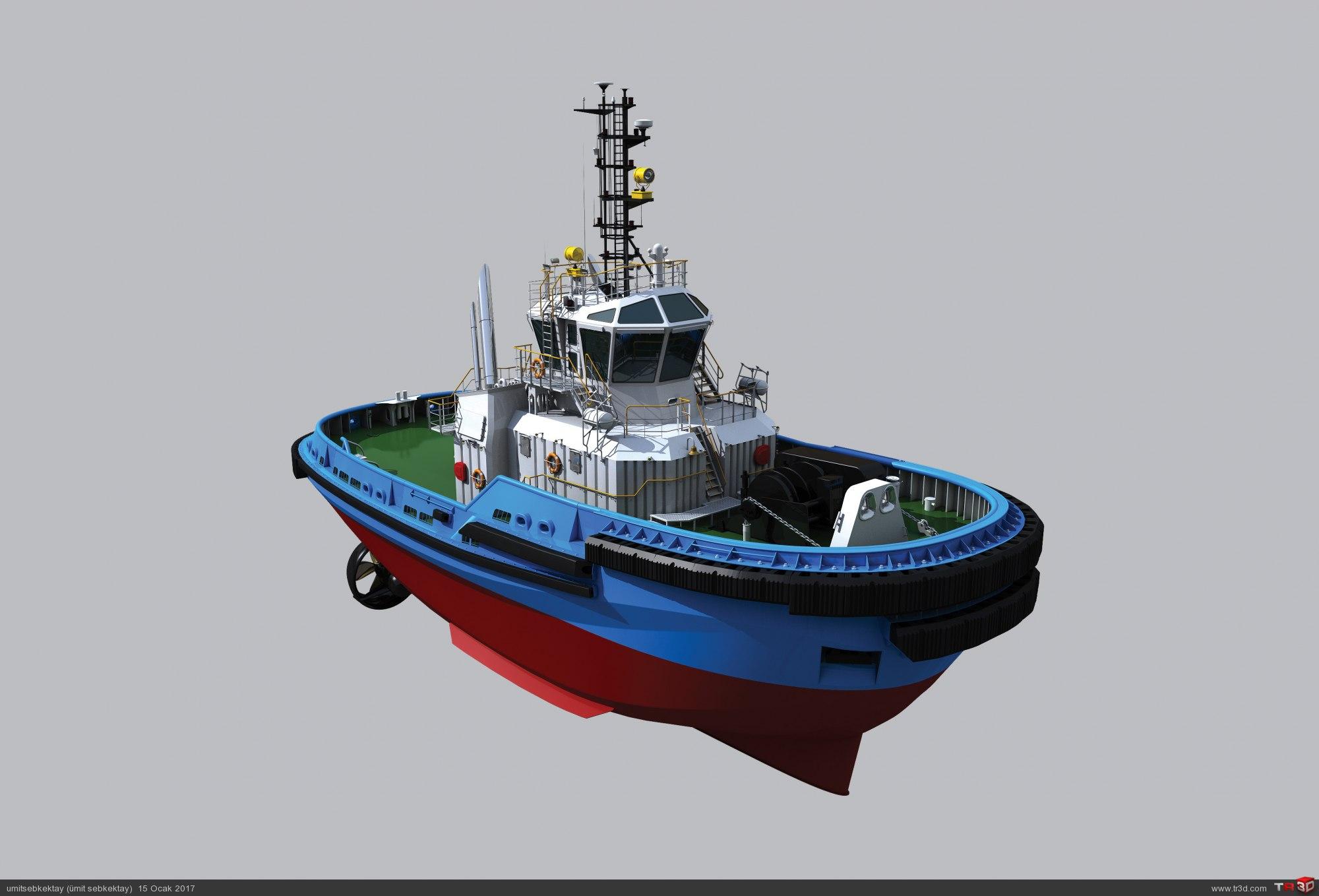 Gemi Tanıtımı