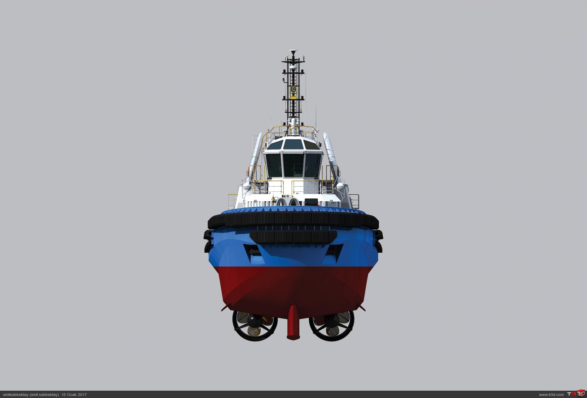 Gemi Tanıtımı 1