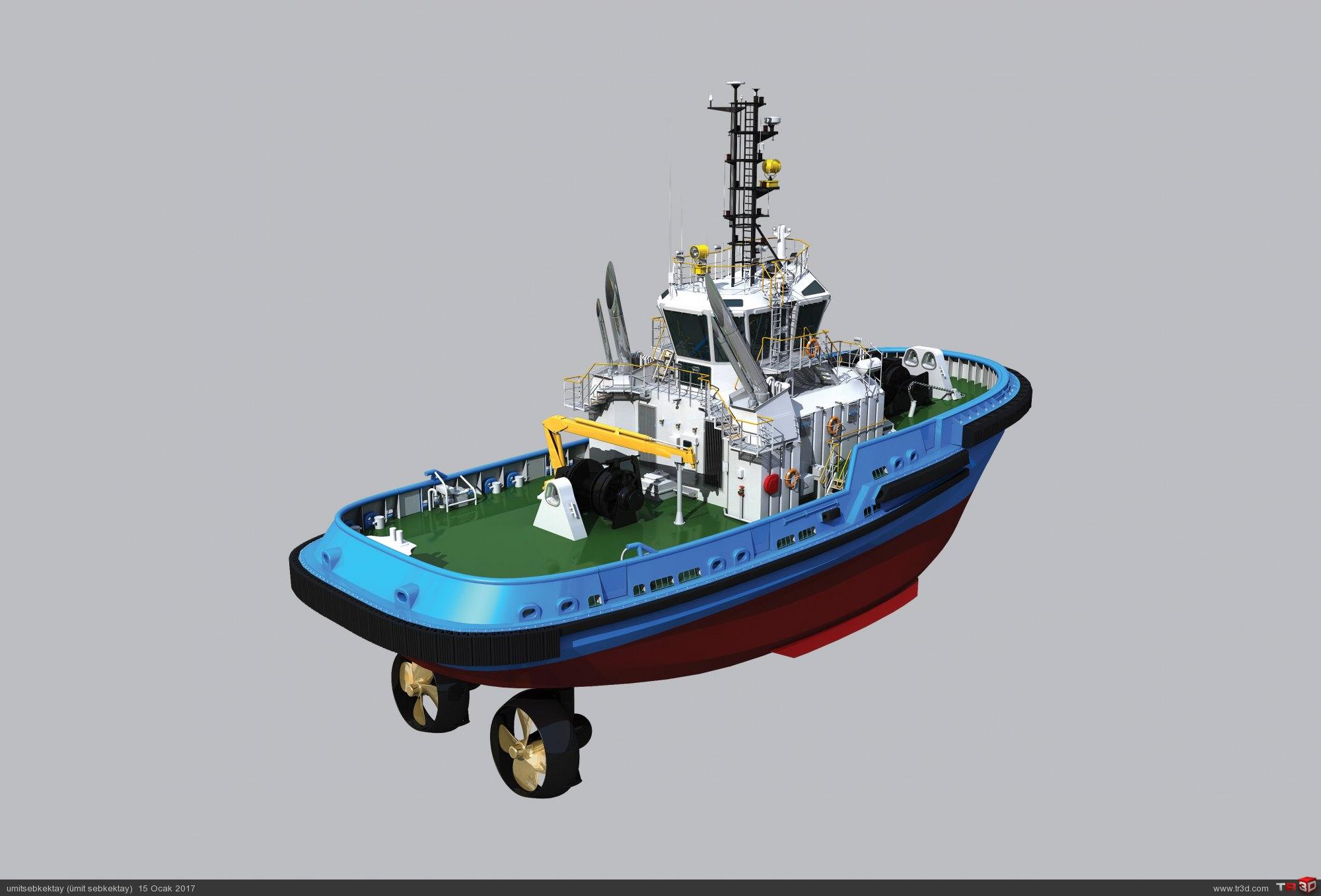 Gemi Tanıtımı 2