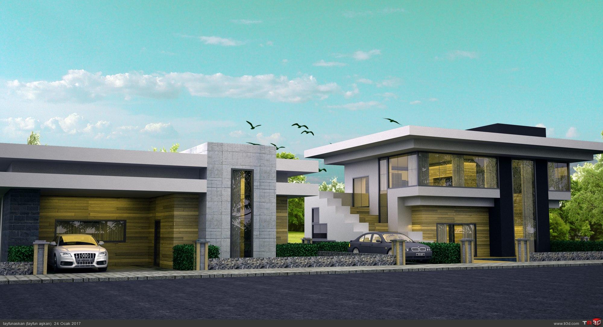 Hayaller Dünyası Villa