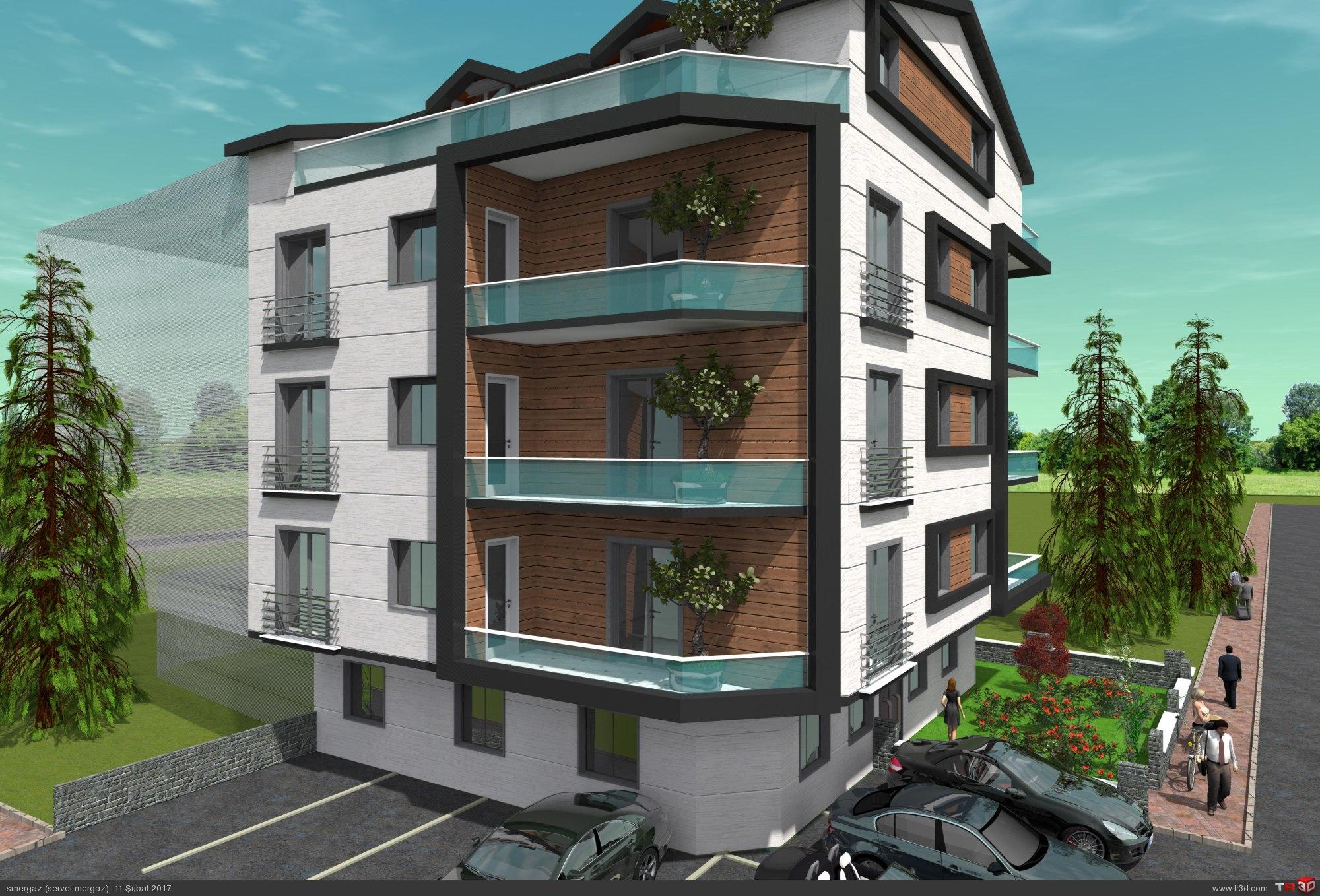 Yeşilkaya İnşaat Evleri  2