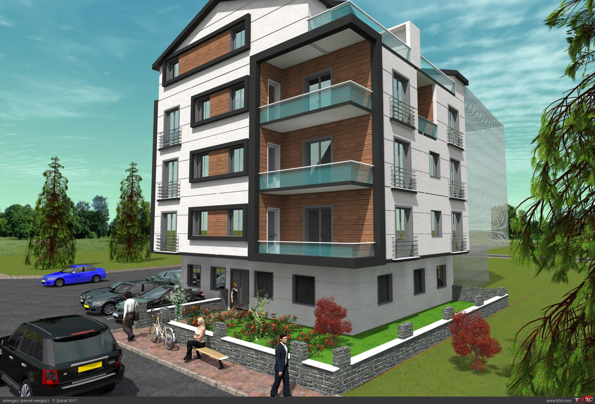 Yeşilkaya İnşaat Evleri  3